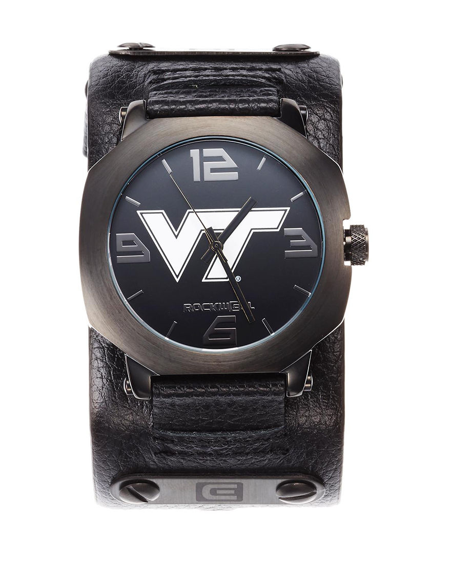Rockwell Black Fashion Watches Accessories