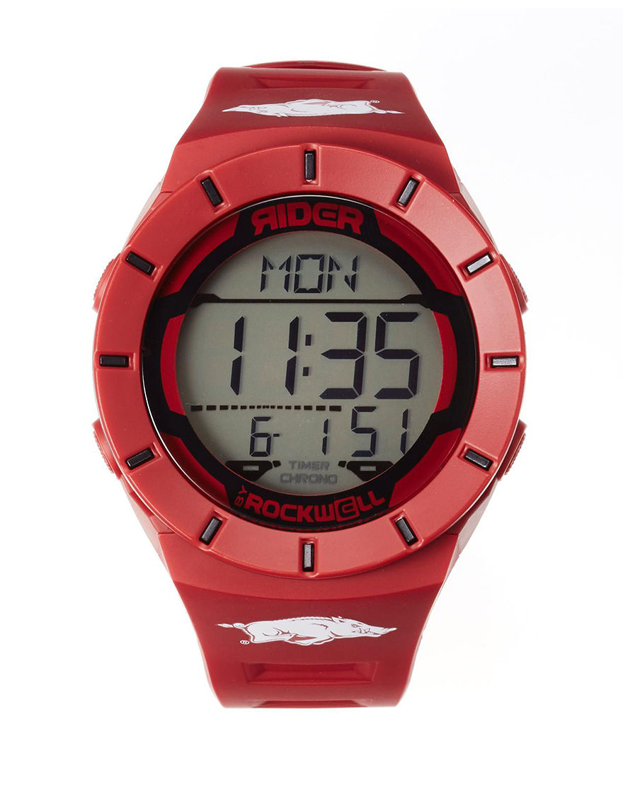 Rockwell Red Sport Watches