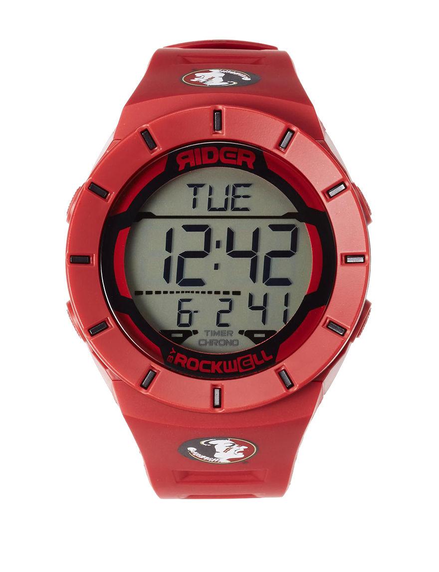 Rockwell Crimson Fashion Watches Sport Watches Accessories