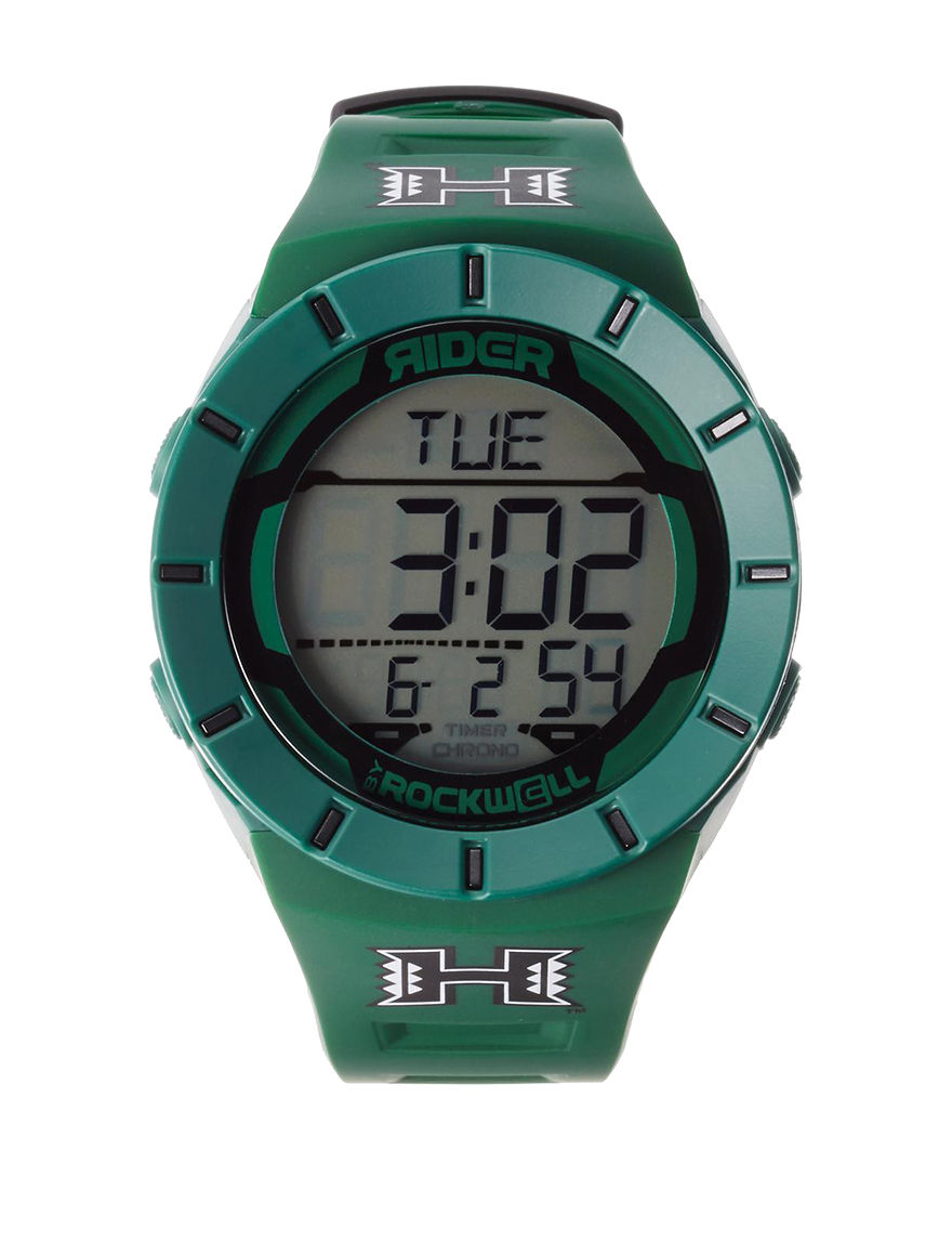 Rockwell Green Fashion Watches