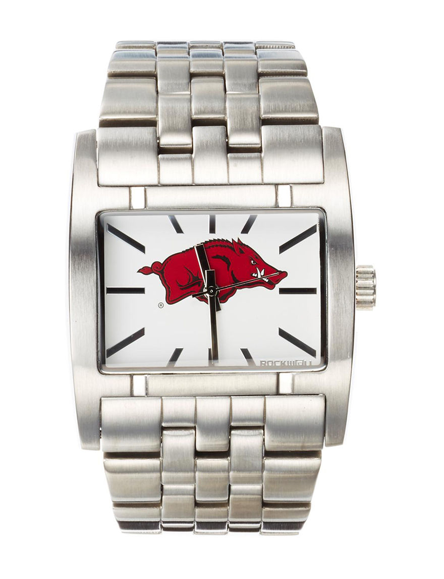 University of RO Silver Sport Watches Accessories