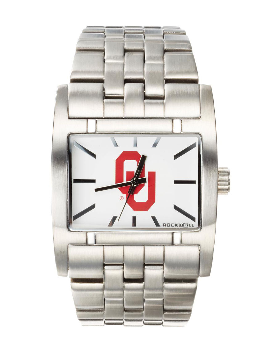 Rockwell Silver Fashion Watches Accessories