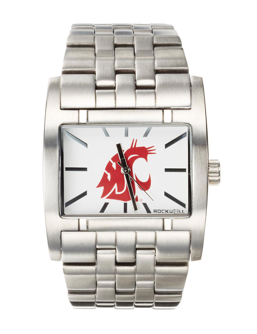 Rockwell Silver Fashion Watches