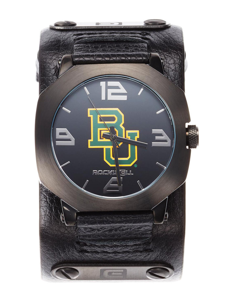 Rockwell Black Fashion Watches