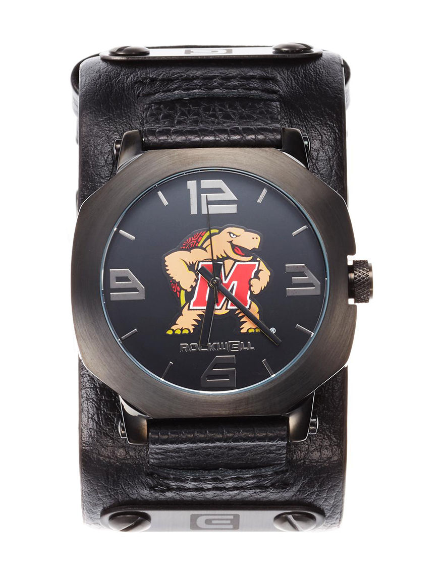 Rockwell Black Fashion Watches