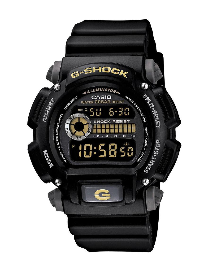 Casio Blue Sport Watches