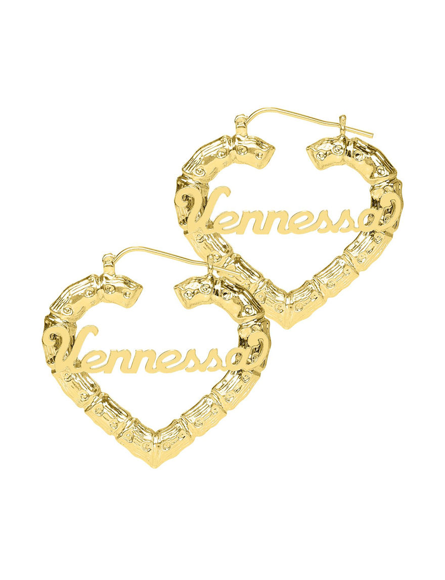 Jay Aimee  Hoops Earrings Fine Jewelry