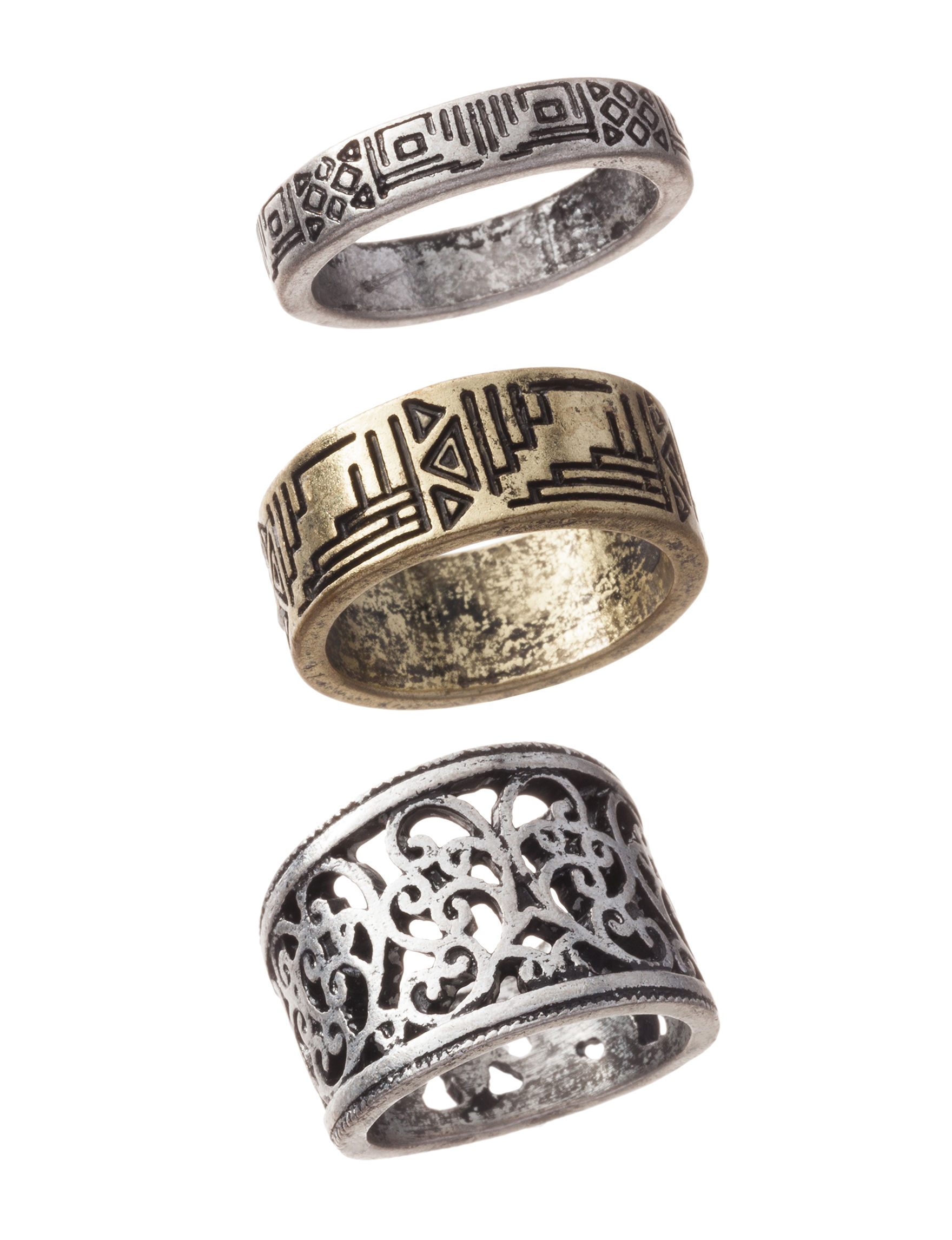 Hannah Antique Rings Fashion Jewelry