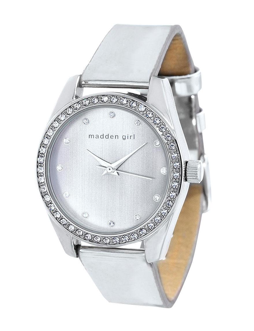 Madden Girl Silver Bracelets