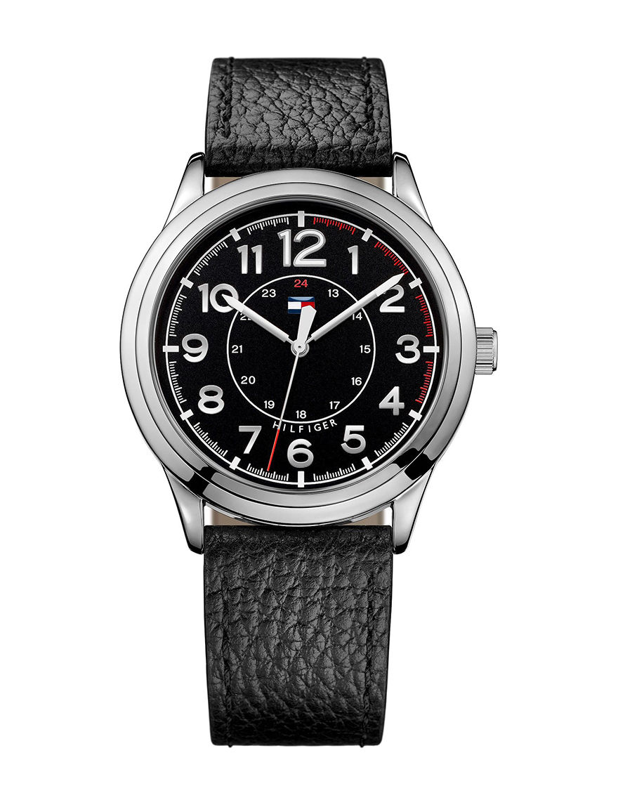 Tommy Hilfiger Black Fashion Watches