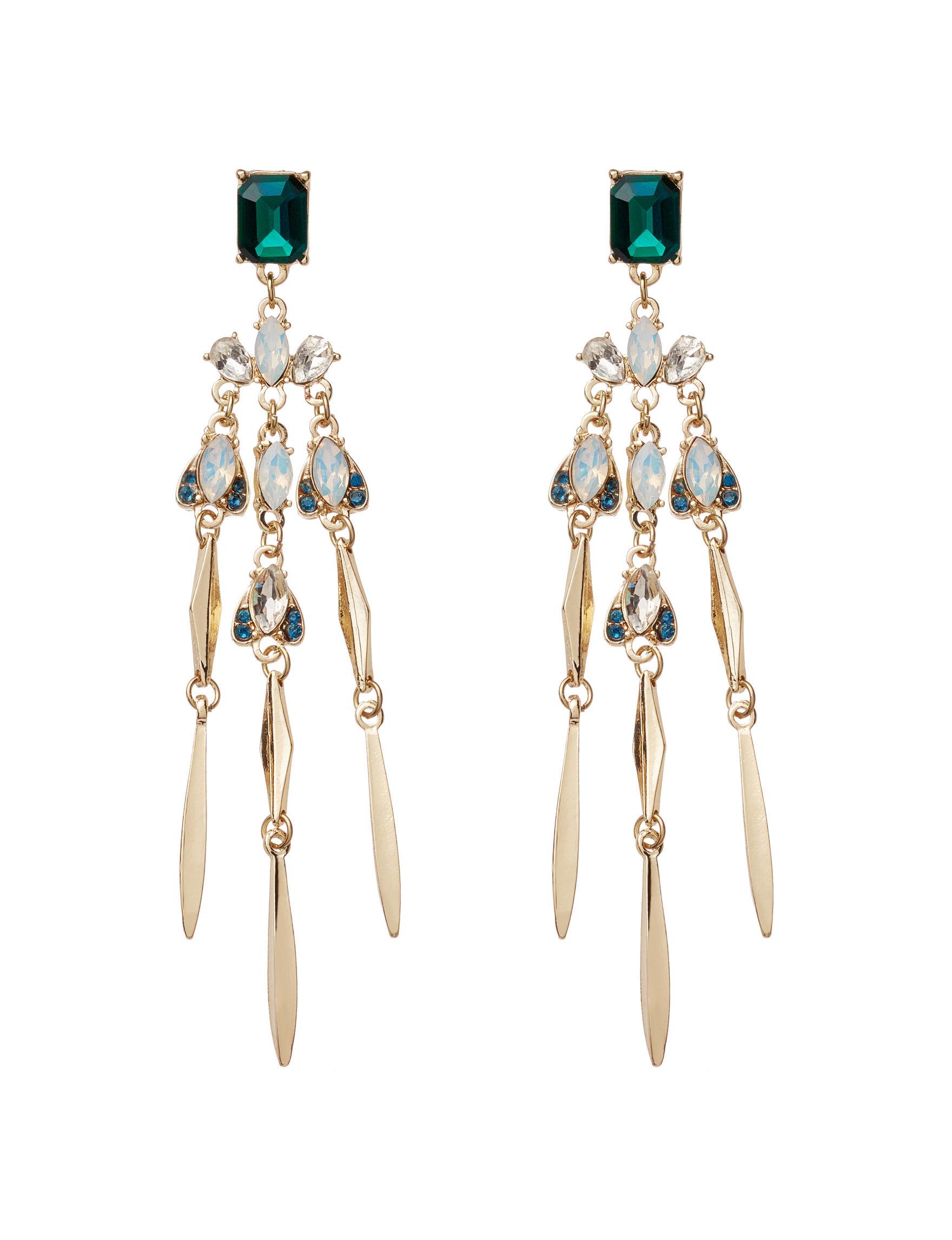 Signature Studio Green Fashion Jewelry