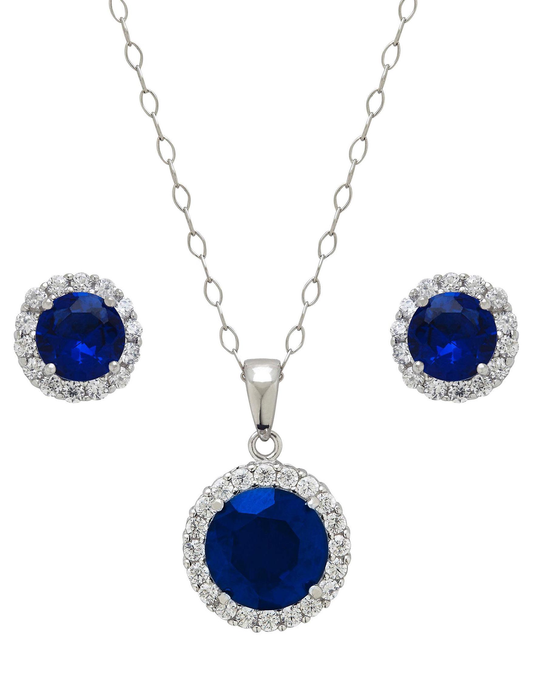 Aurafin Oro America Silver Fine Jewelry
