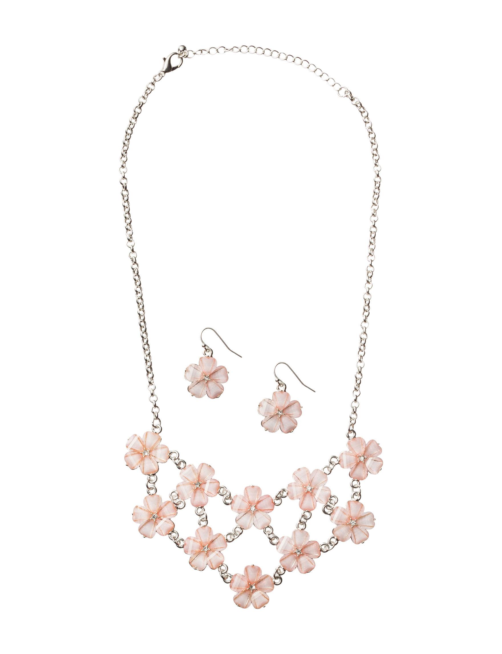 Hannah Blush Jewelry Sets Fashion Jewelry