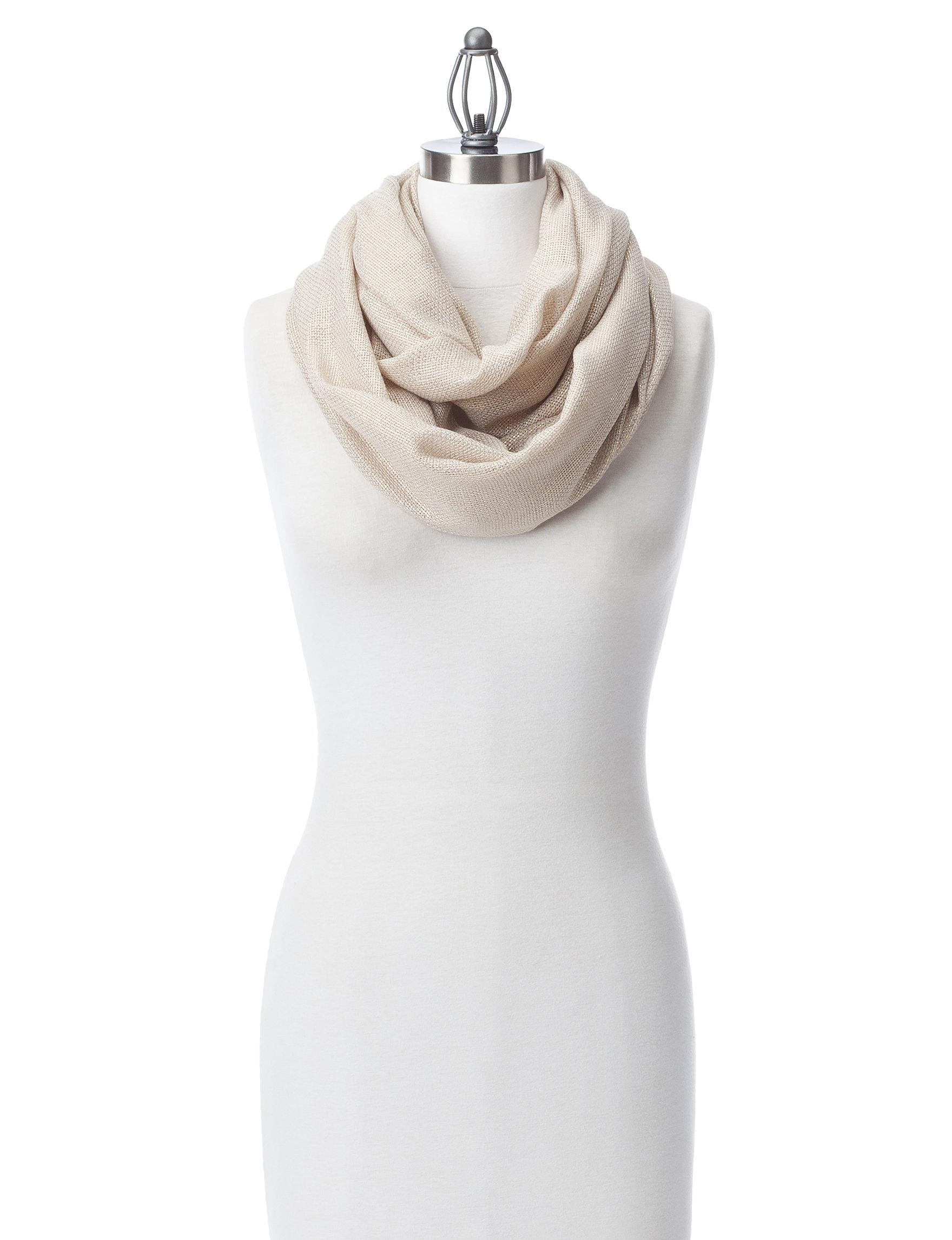 Basha Brown Scarves & Wraps