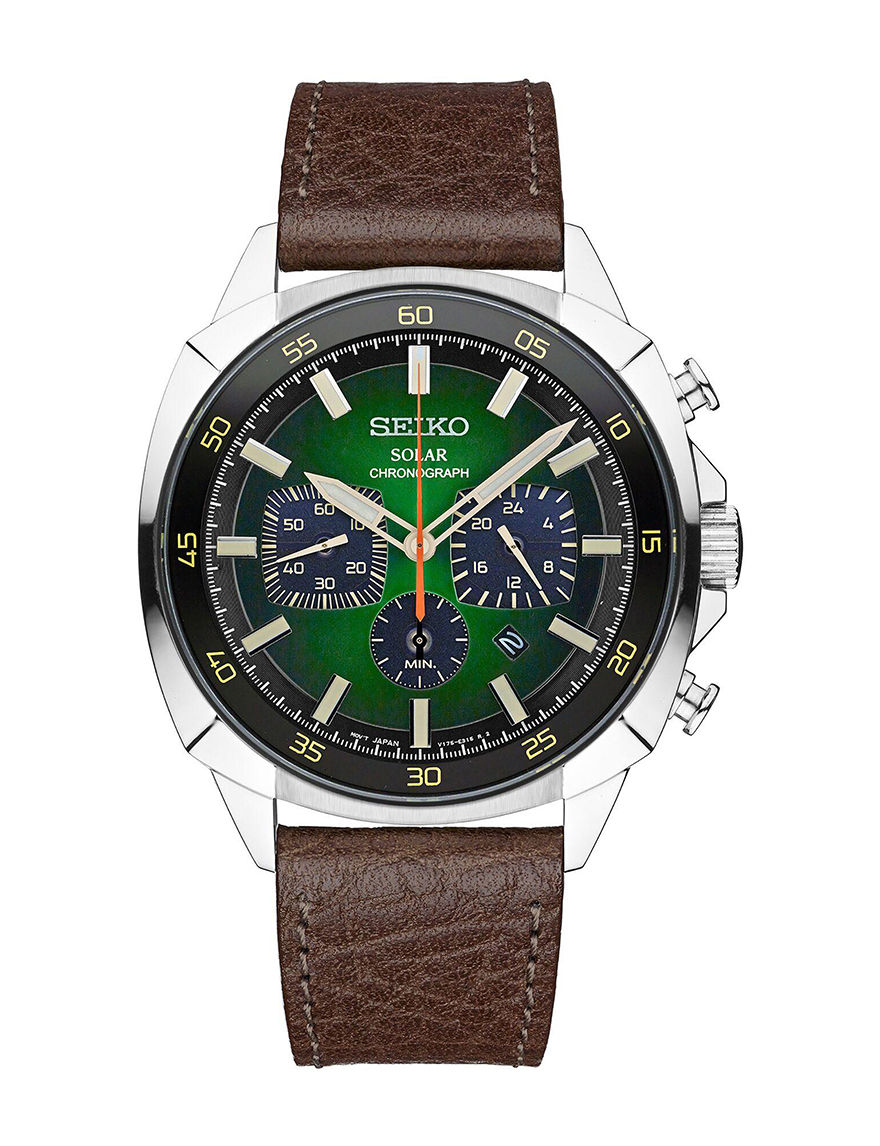 Seiko Brown Fashion Watches