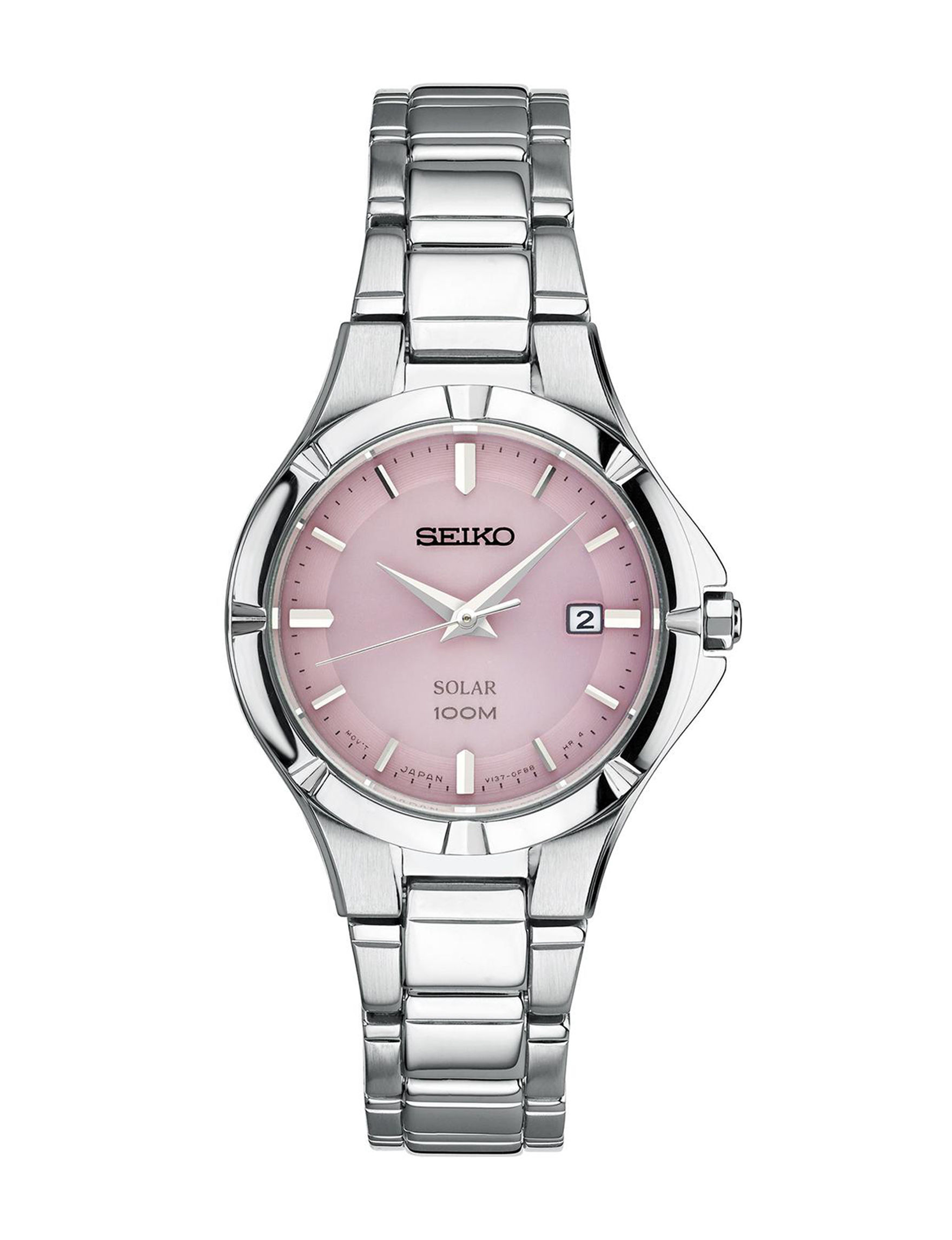 Seiko Silver Fashion Watches