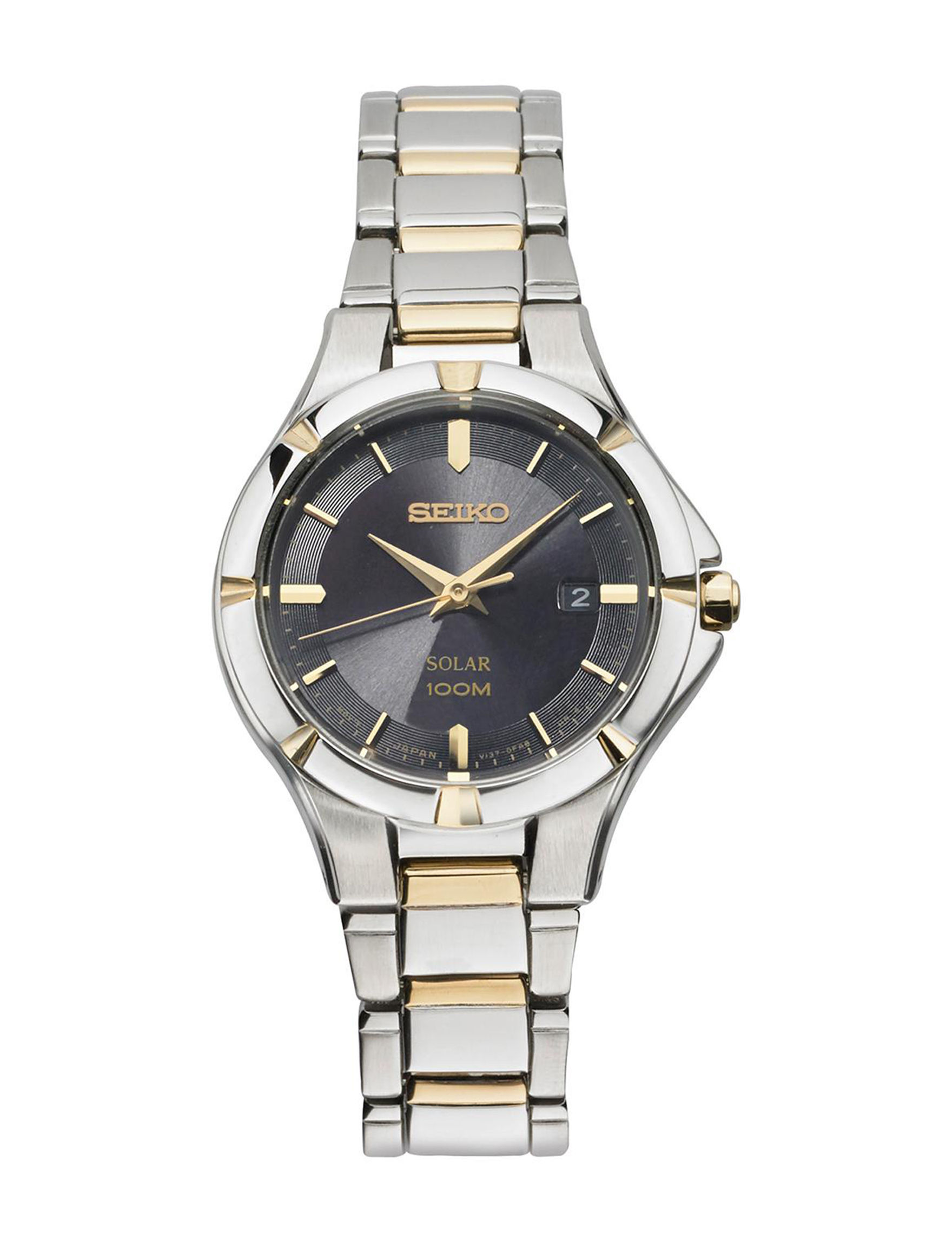 Seiko Silver Fashion Watches