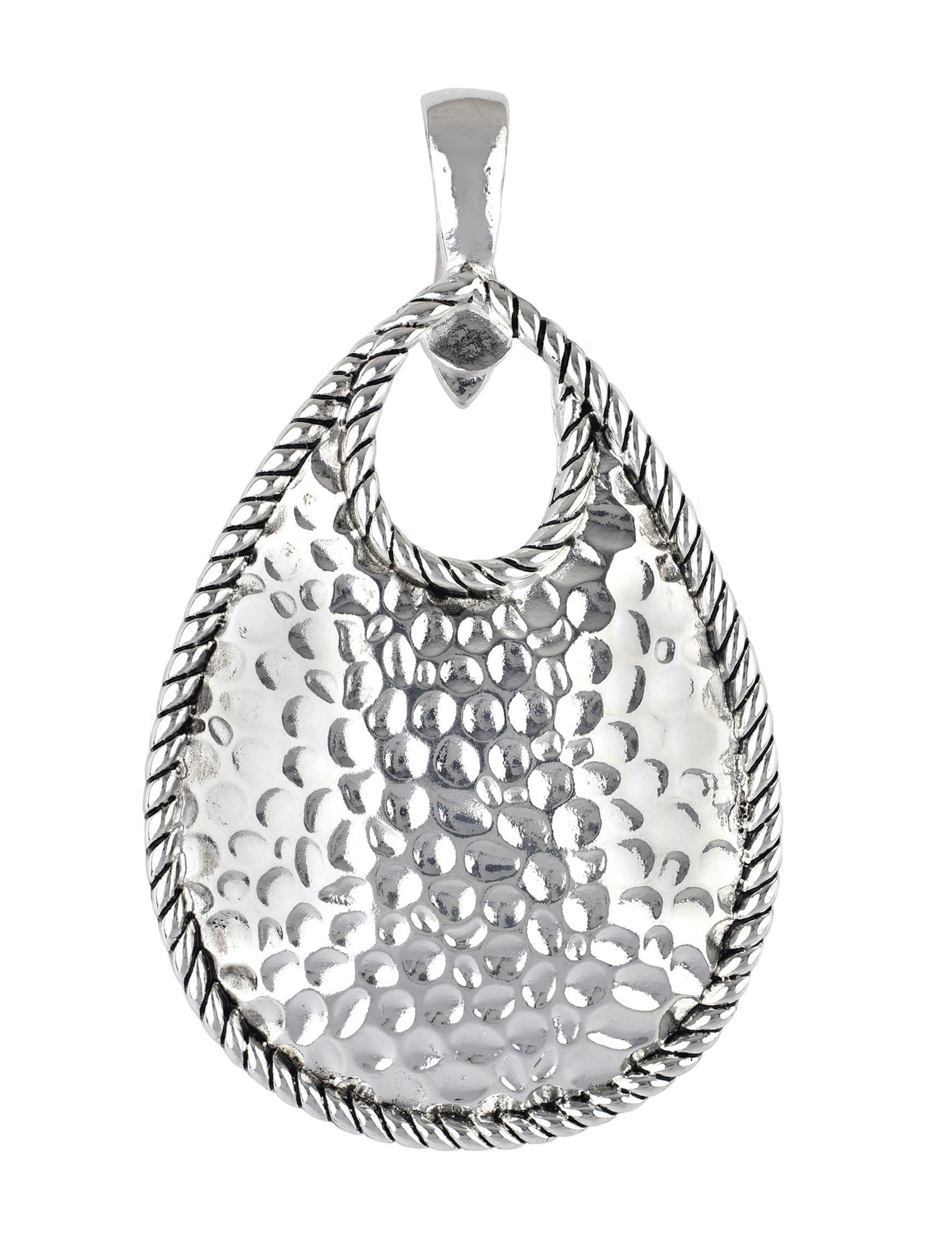 Wearable Art White Necklaces & Pendants Fashion Jewelry