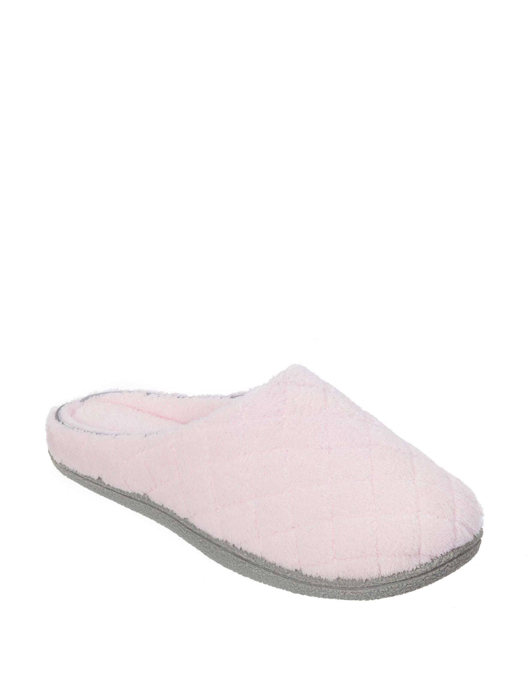 Dearfoams Pink