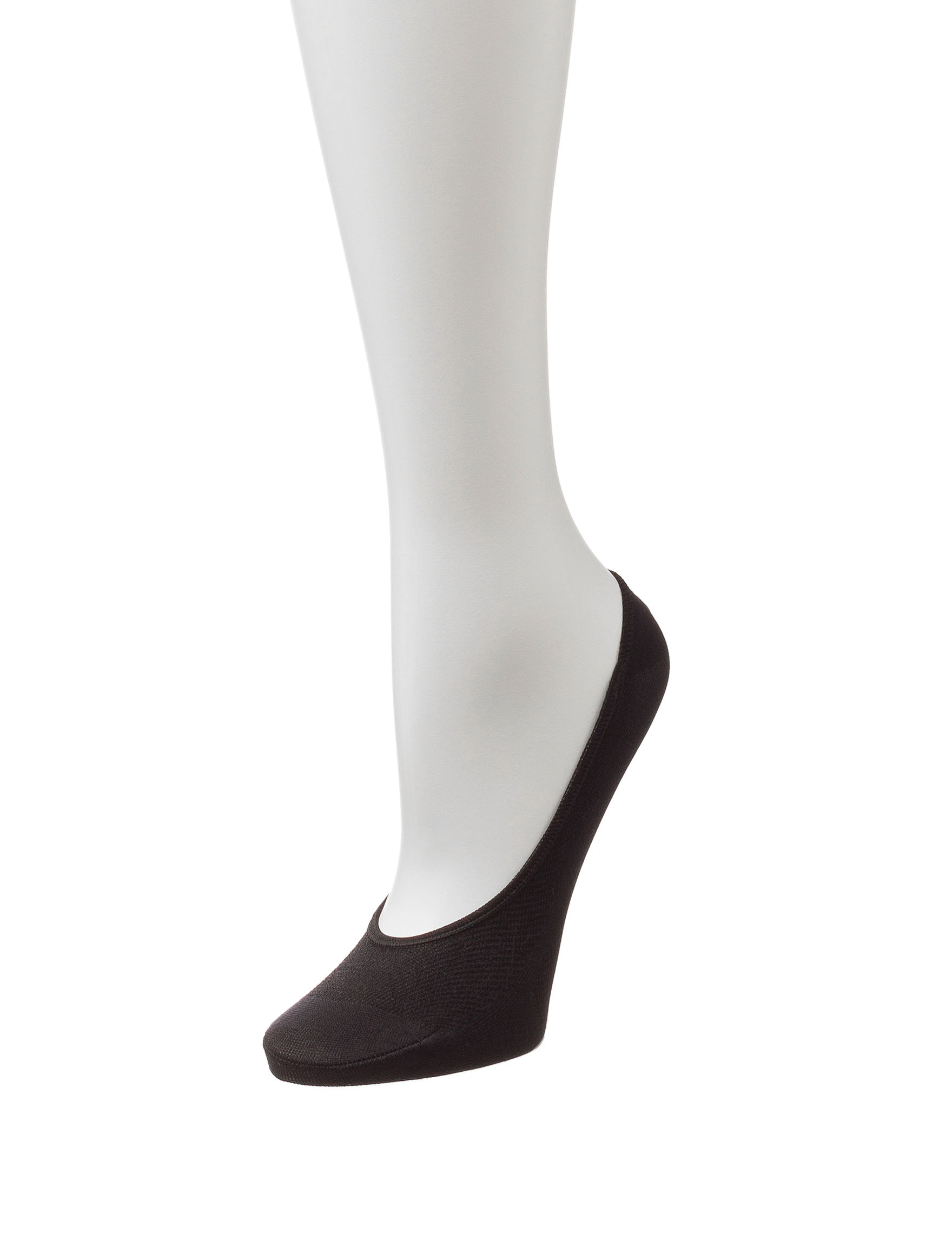 Skechers Black Multi Socks