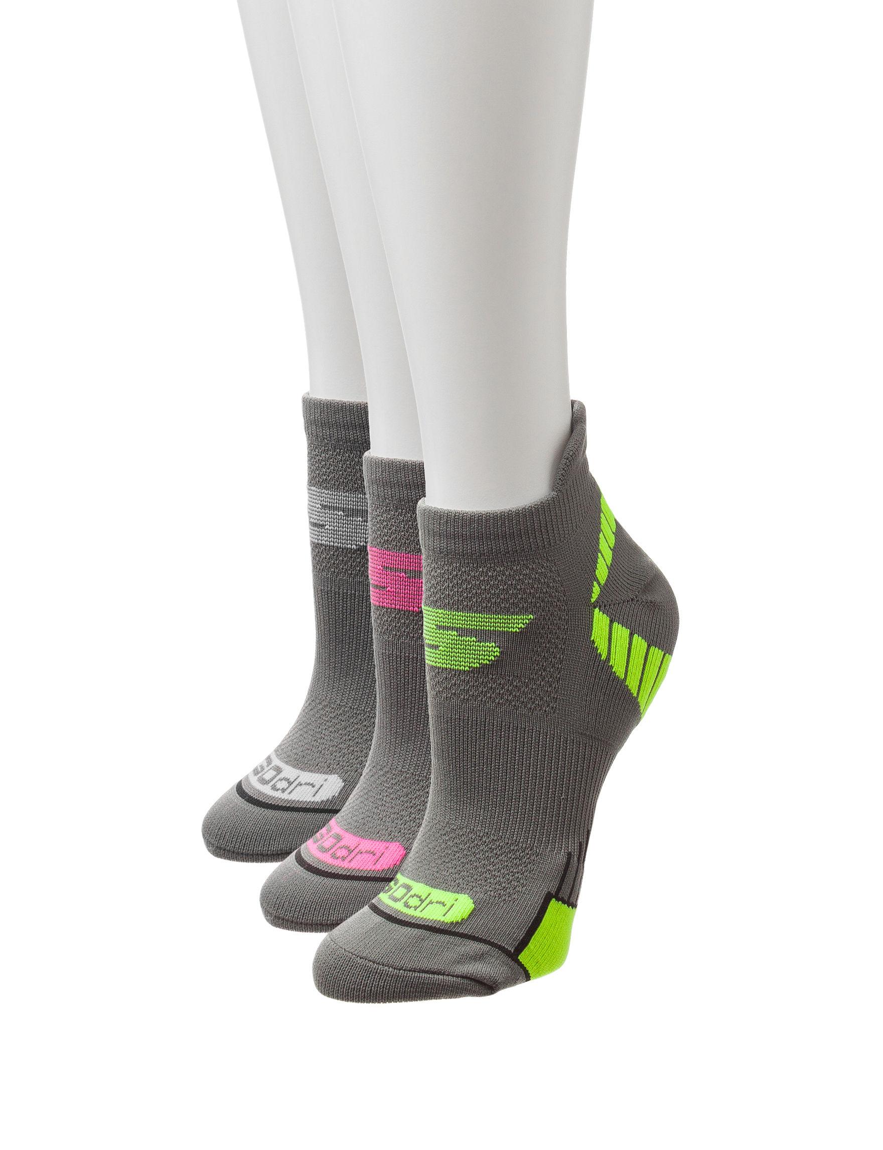 Skechers Grey Socks