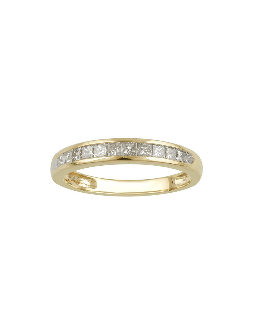 Yellow Rings Fine Jewelry