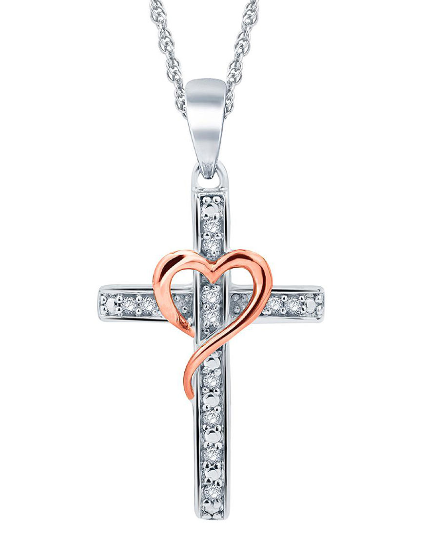 Pink Necklaces & Pendants Fine Jewelry