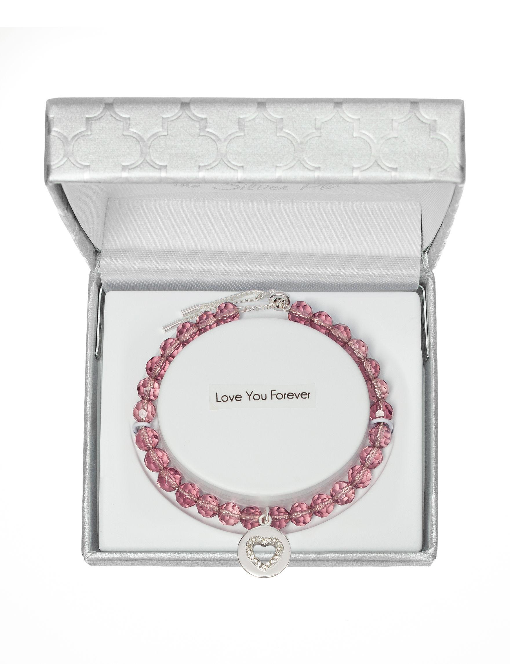 Marsala White Bracelets Fine Jewelry