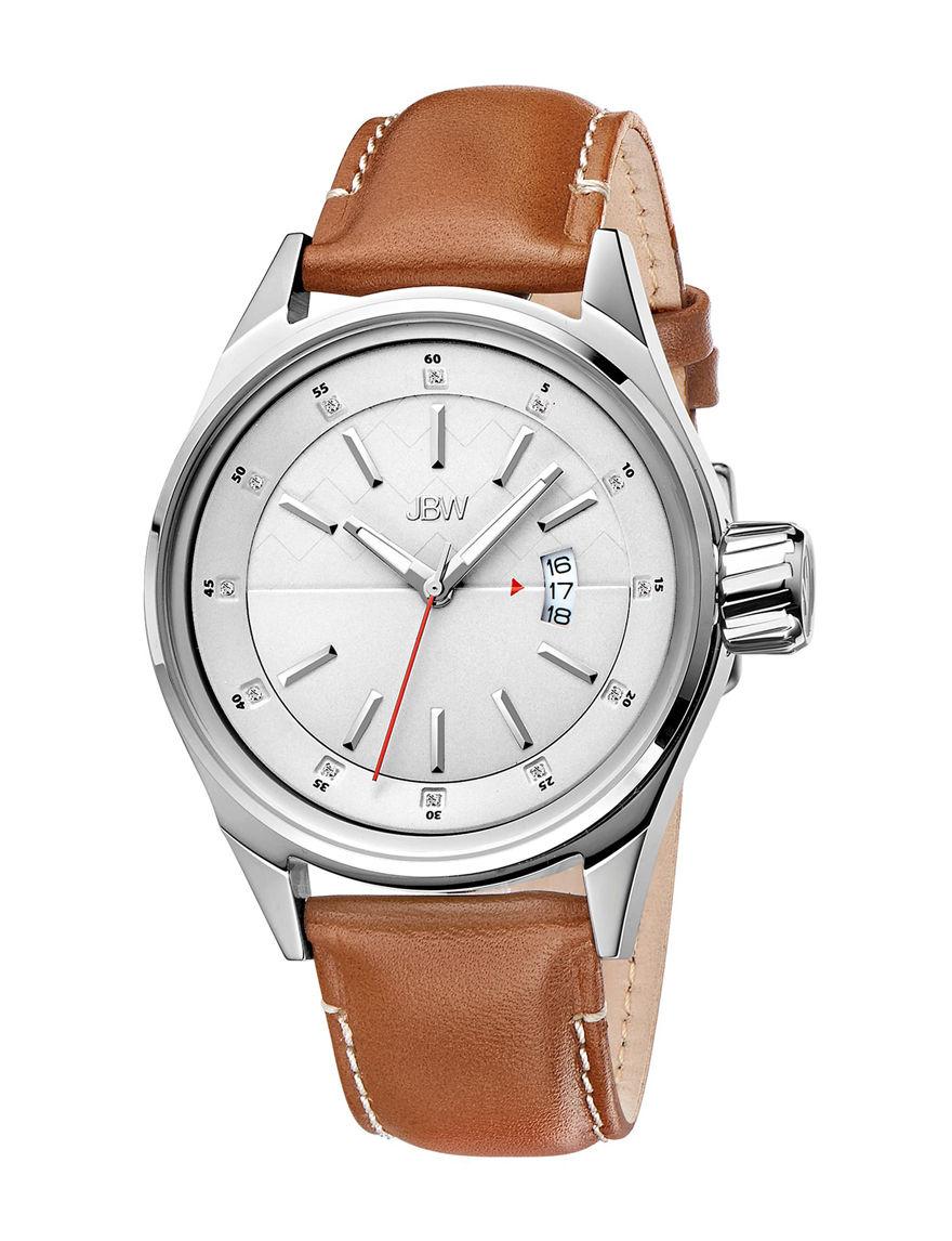 JBW Silver Fashion Watches