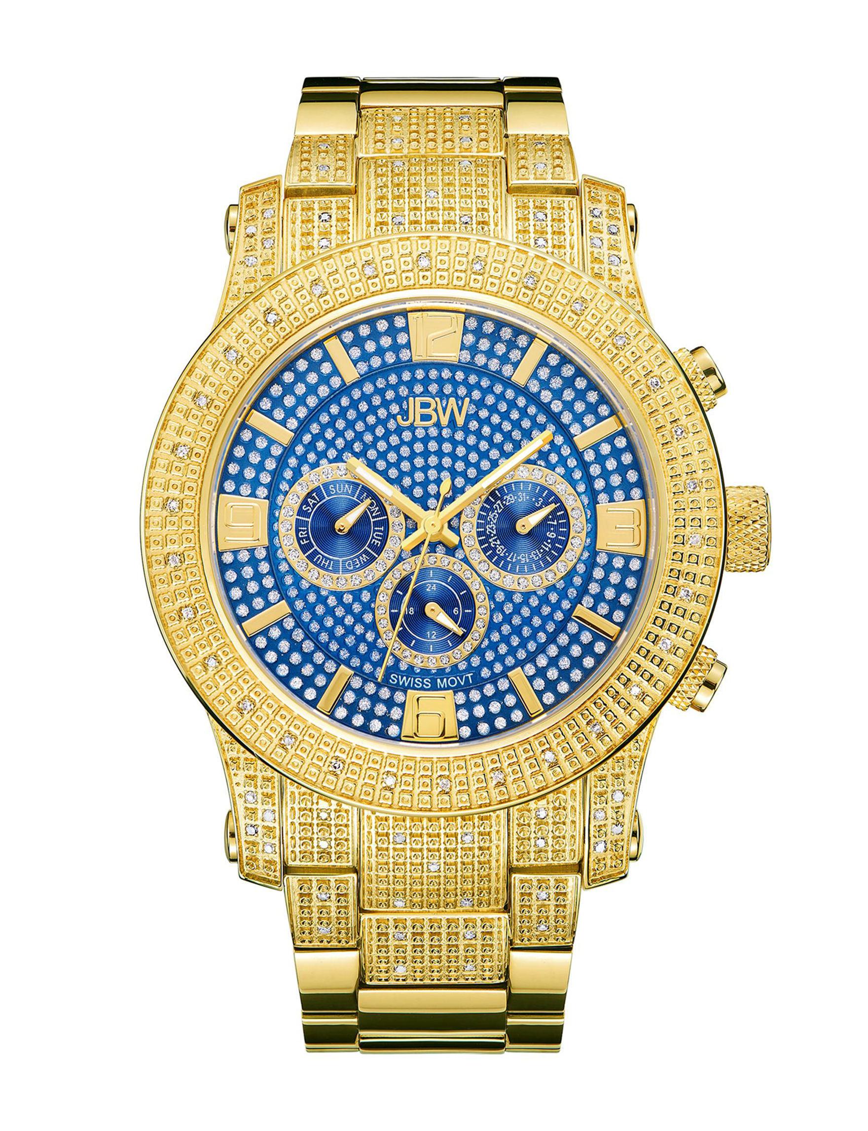 JBW Gold Fashion Watches