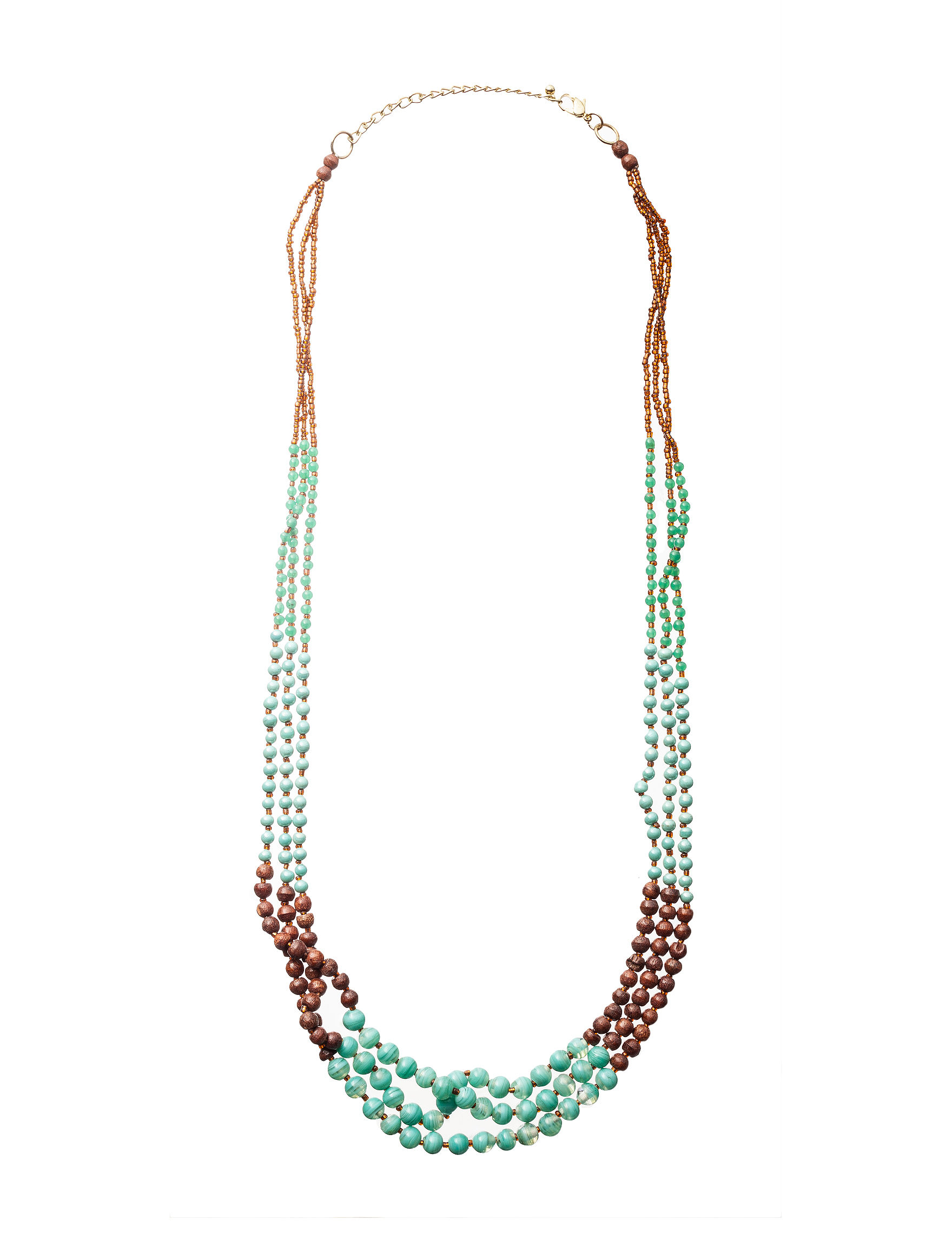 Hannah Turquoise Necklaces & Pendants Fashion Jewelry