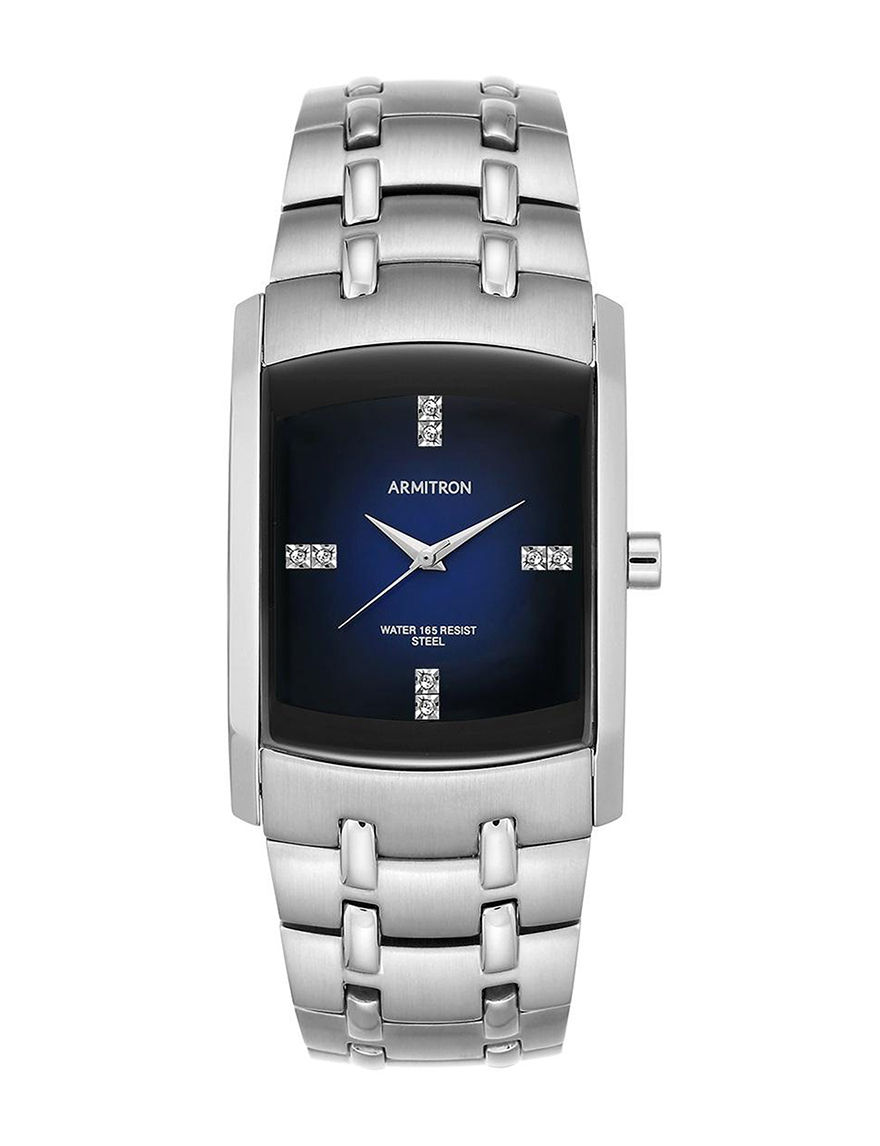 Armitron Silver Fashion Watches