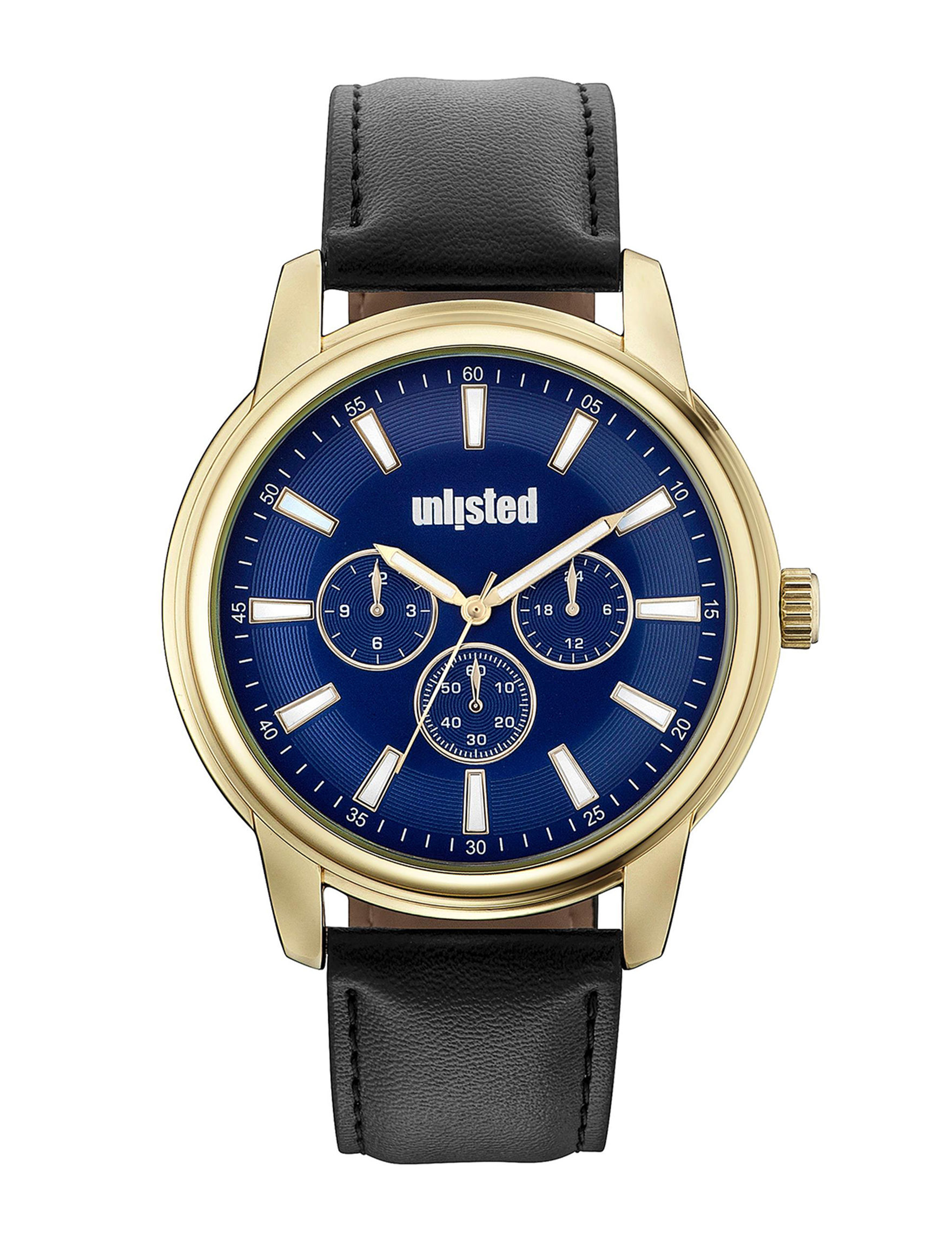 Unlisted White Fashion Watches
