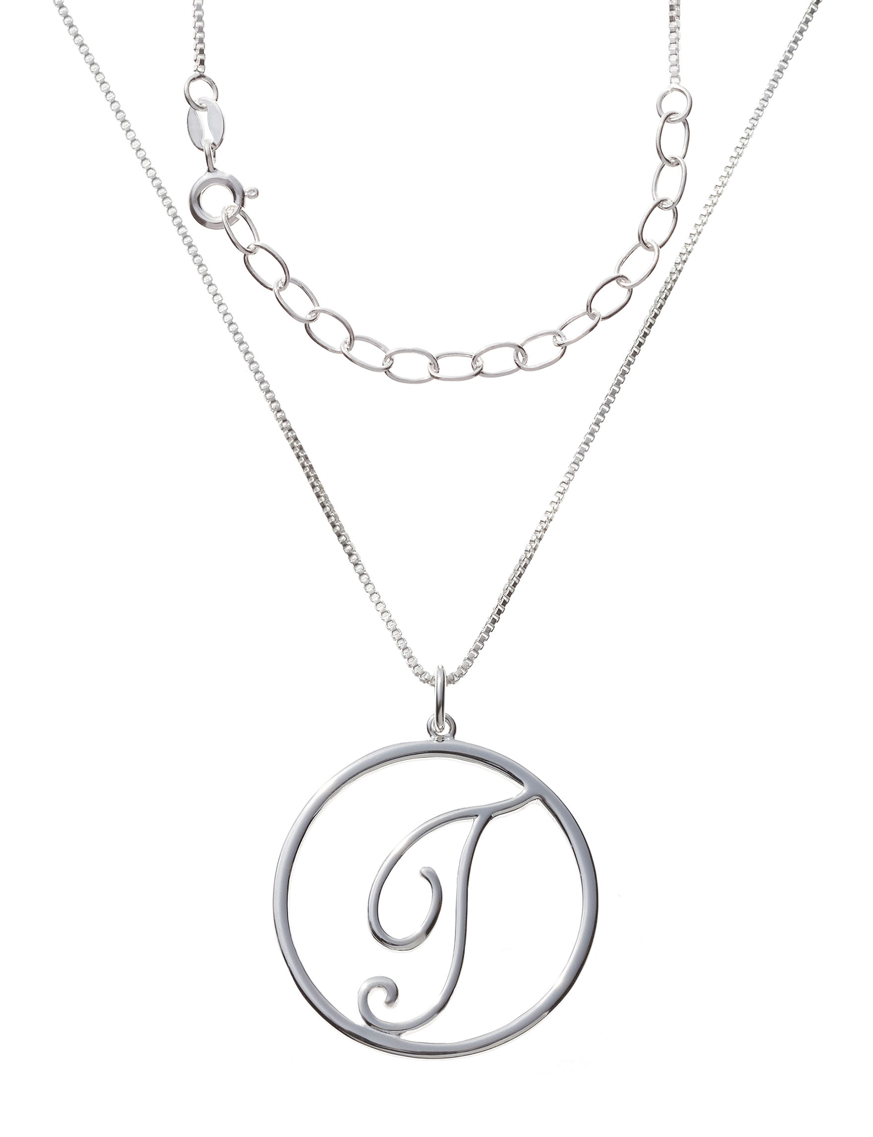 Danecraft Silver Necklaces & Pendants Fine Jewelry