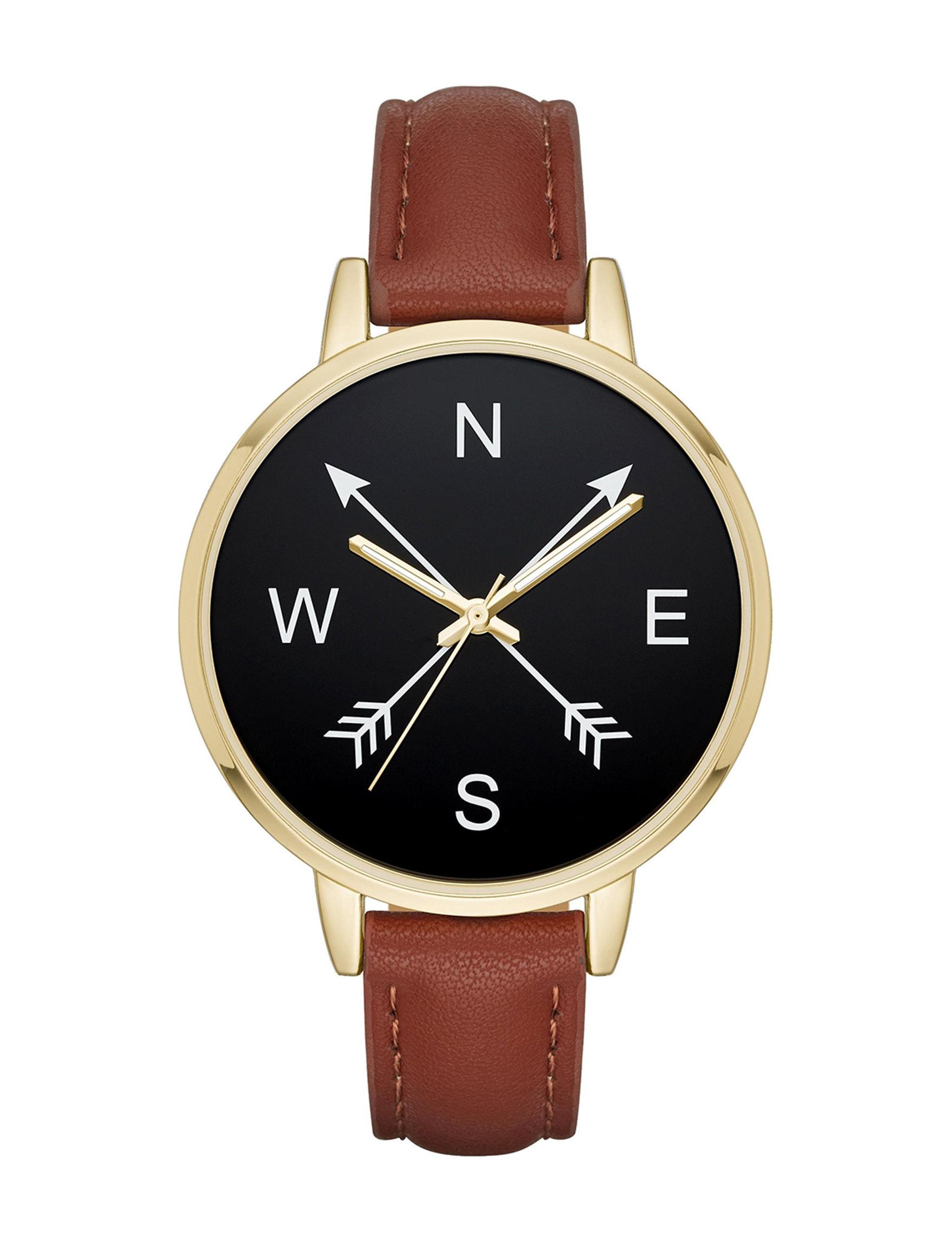 Cognac Fashion Watches