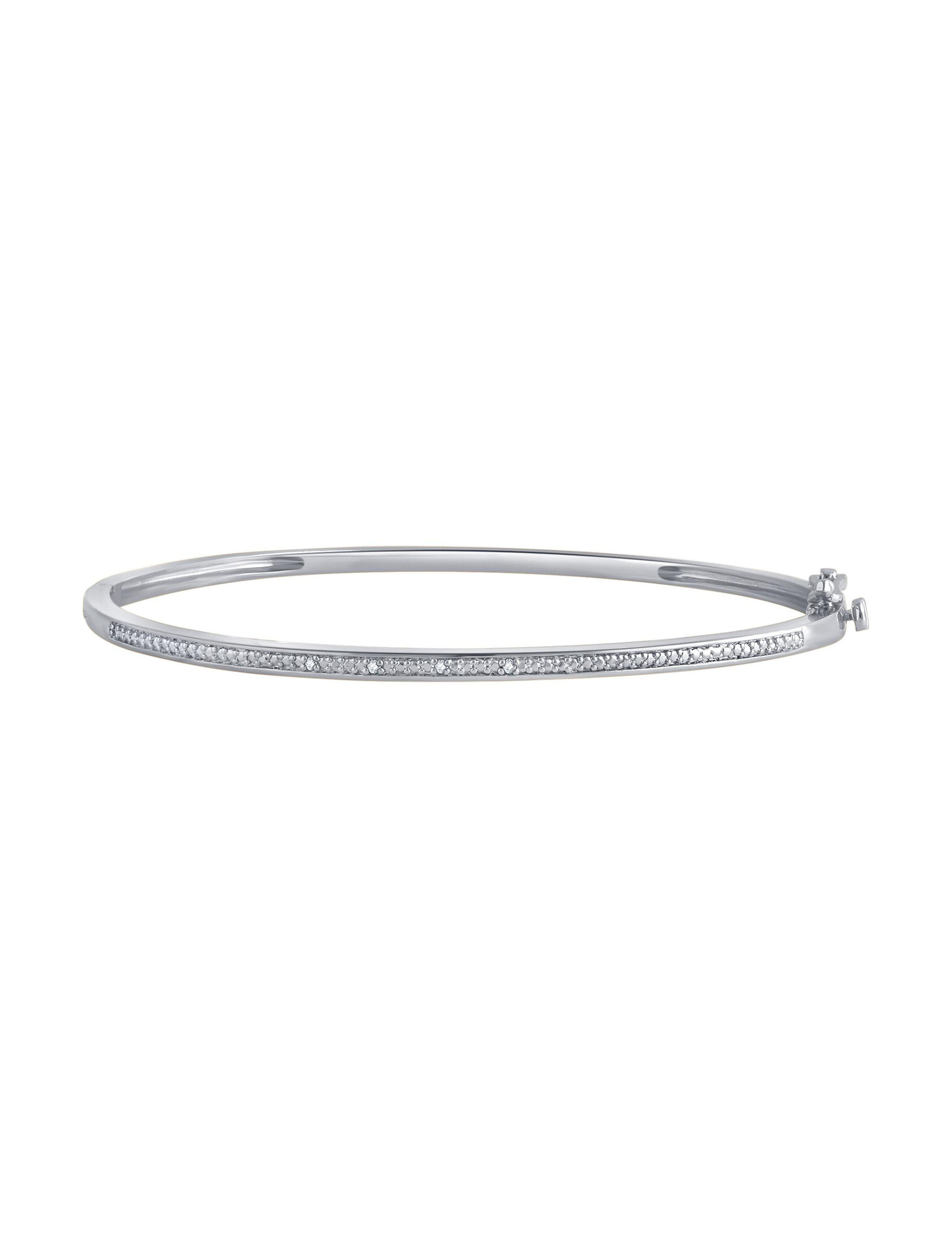 Silver Bracelets Fine Jewelry