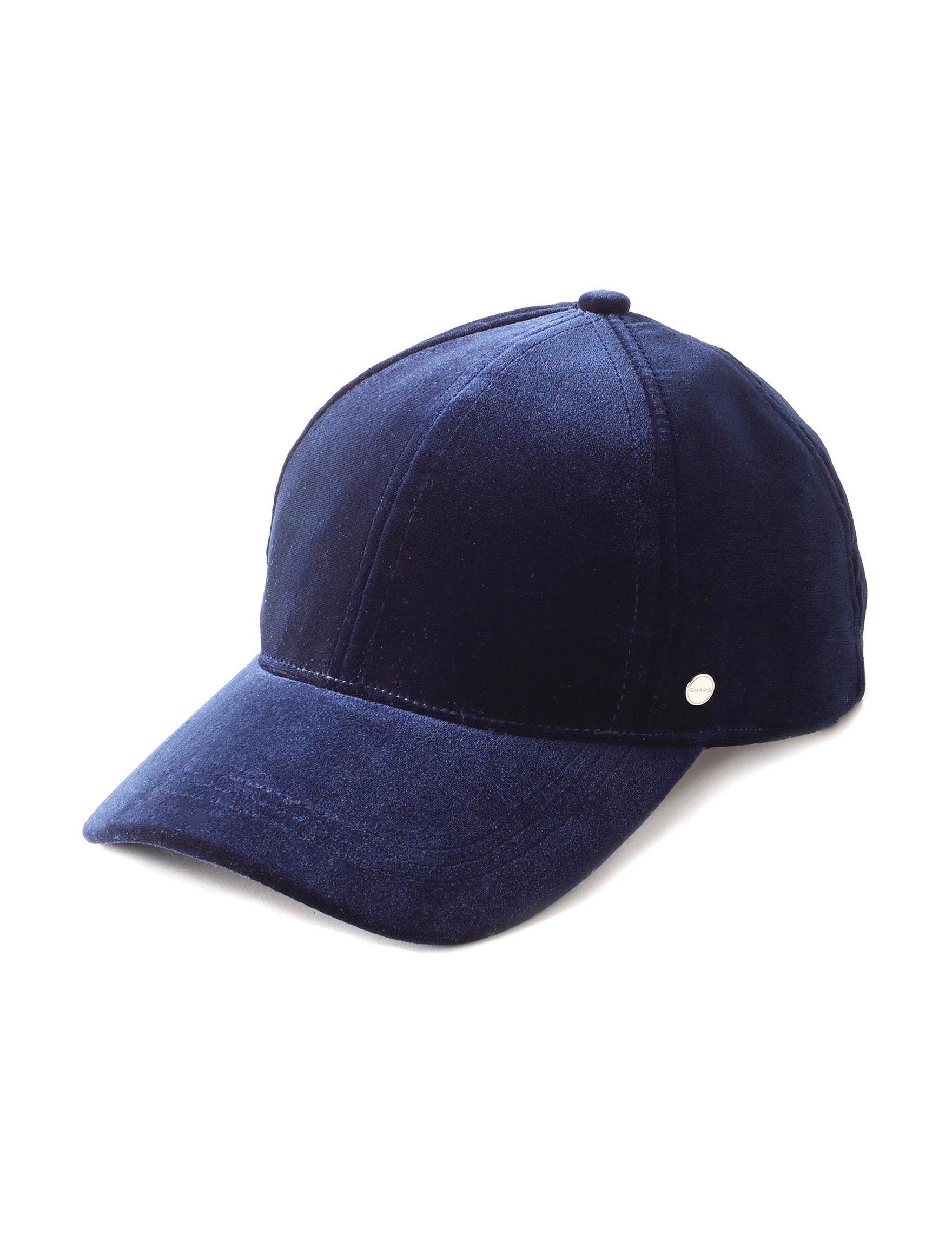 Chaps Navy Hats & Headwear