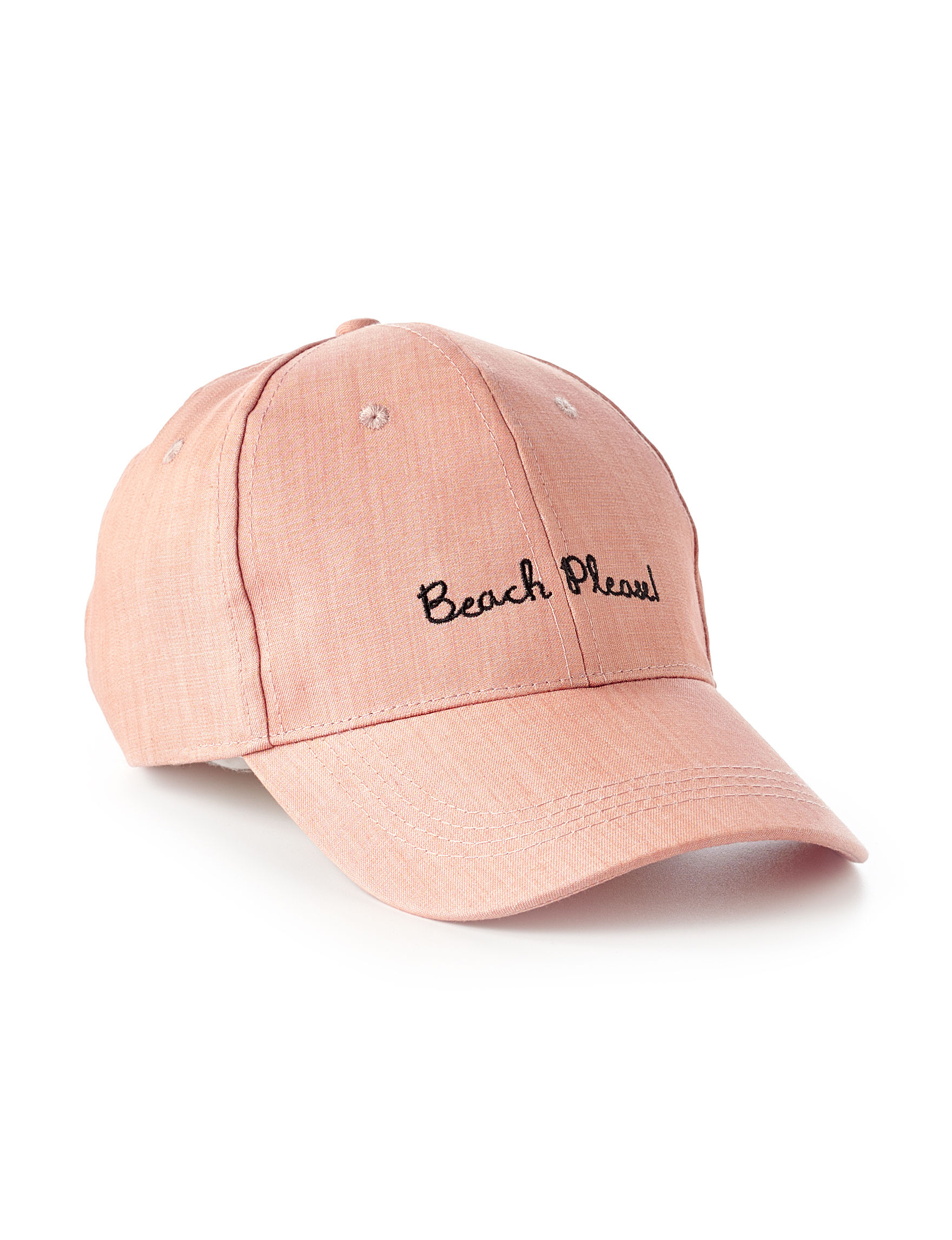 David & Young Blush Hats & Headwear