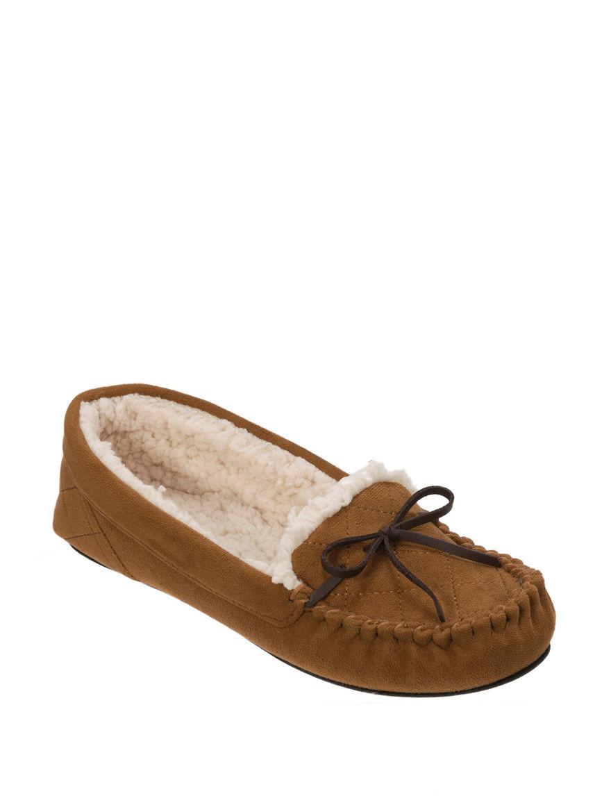 Dearfoam Brown Slipper Shoes