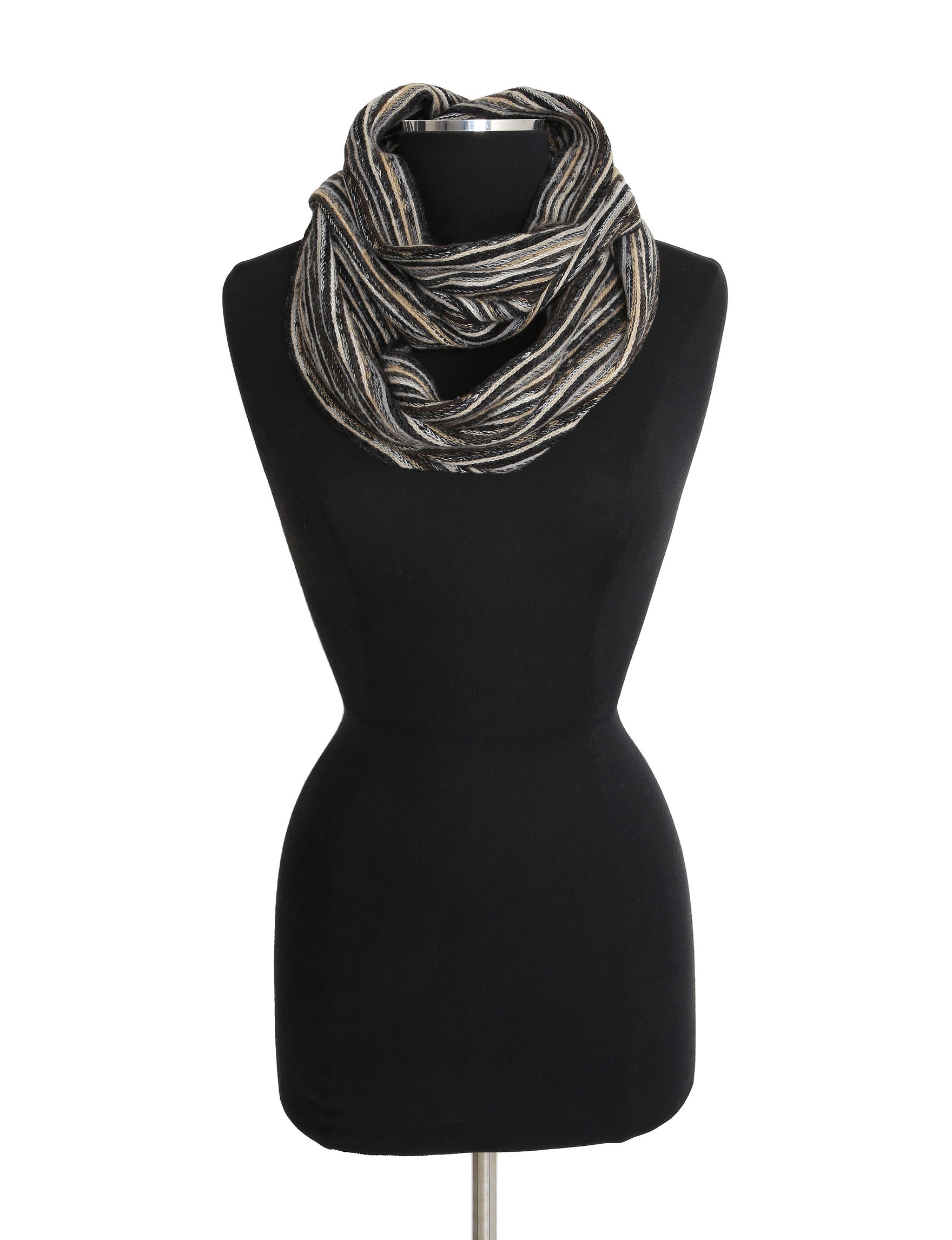Cejon Neutral Scarves & Wraps Infinity & Loops