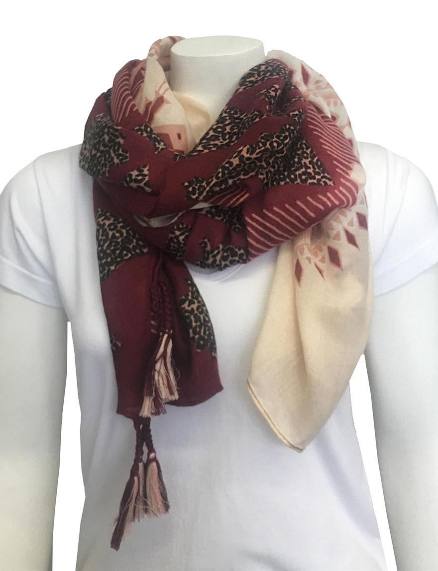 Jessica Simpson Garnet Scarves & Wraps Infinity & Loops Scarves
