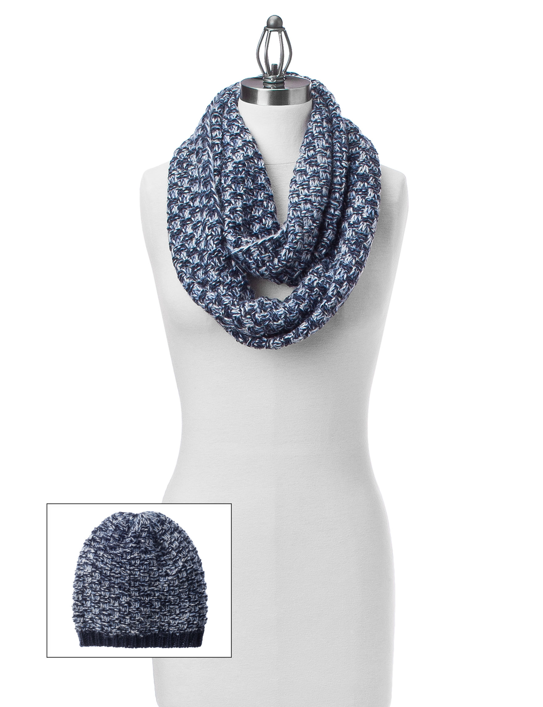 Lake Shore Drive Blue Scarves & Wraps Infinity & Loops
