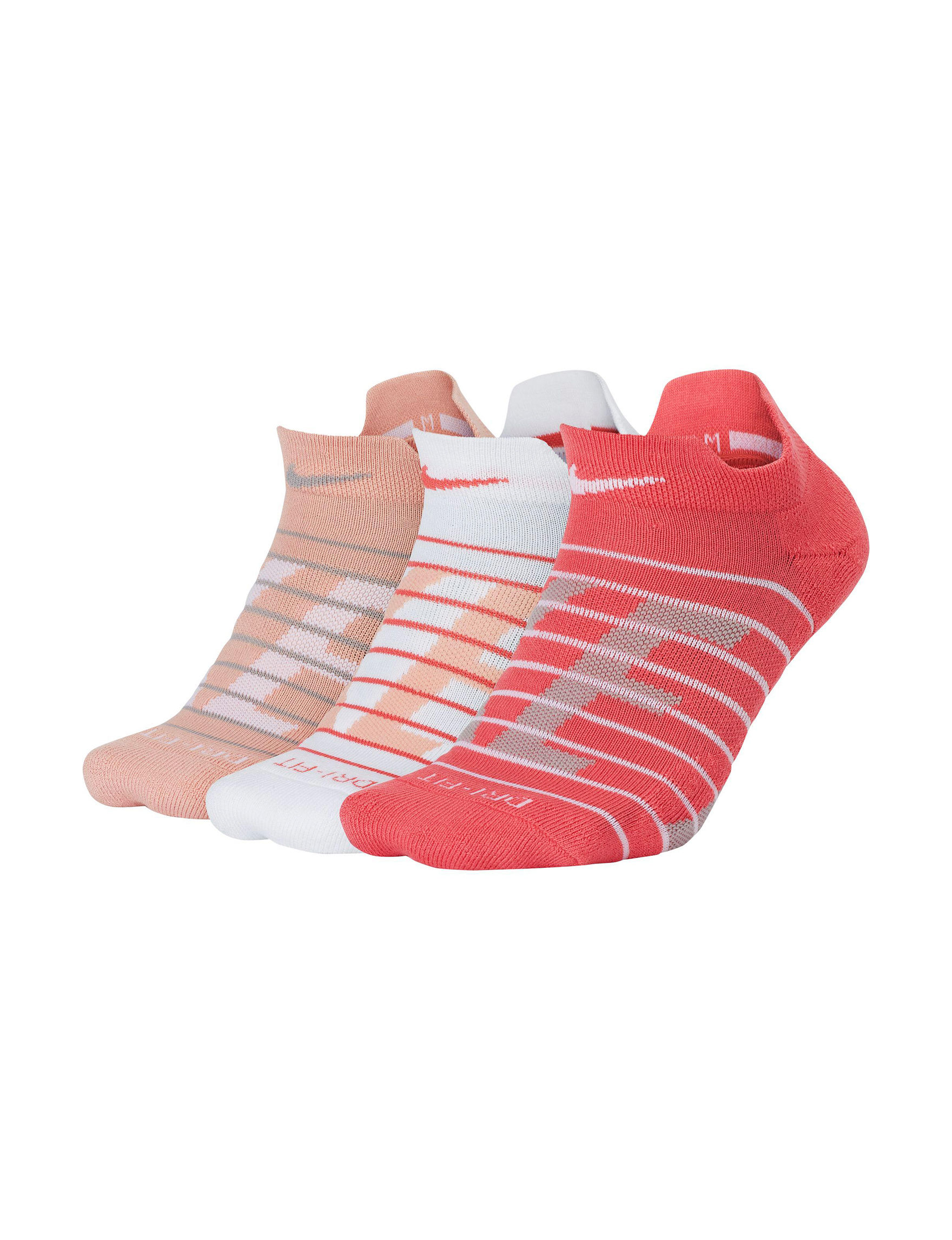 Nike Red Socks