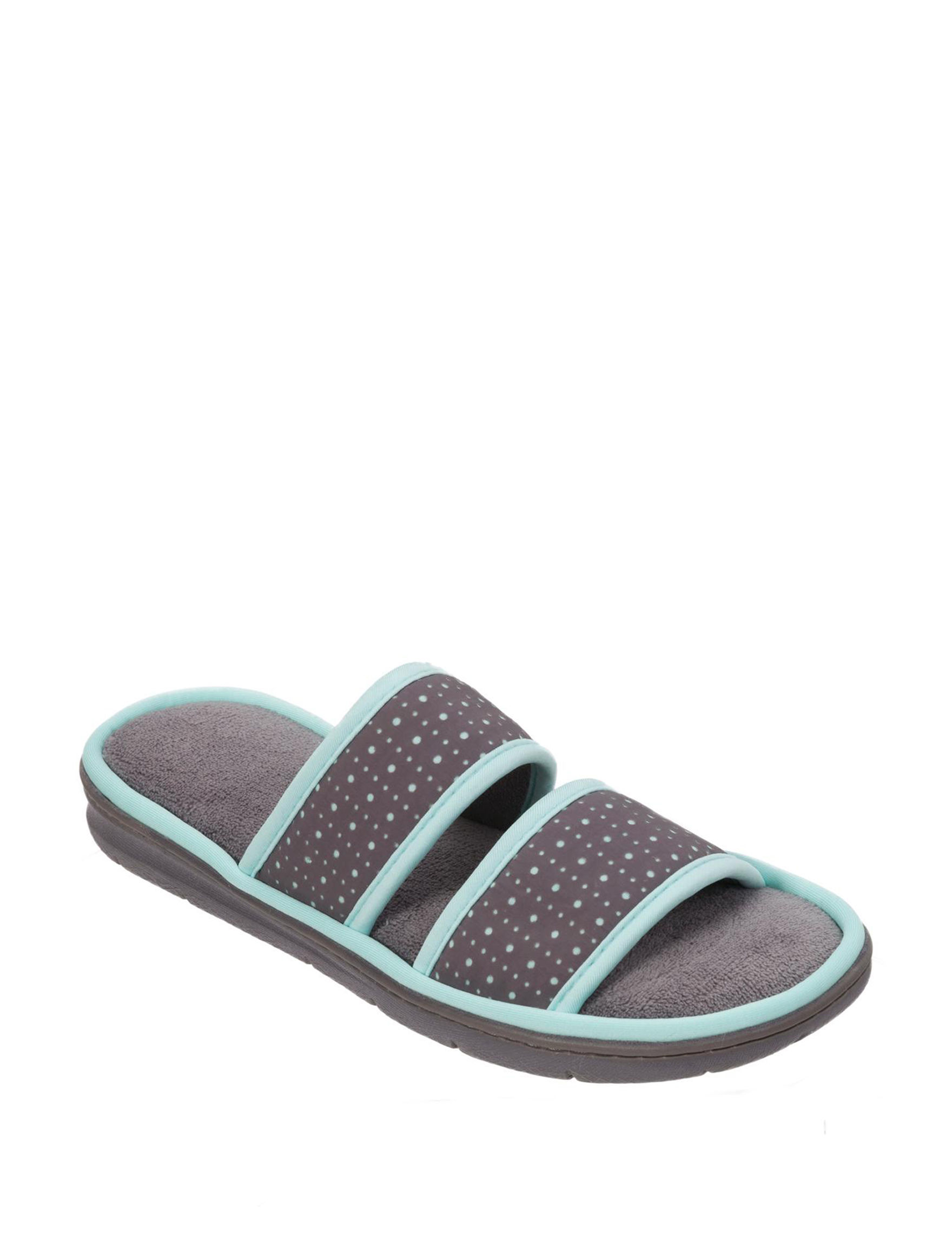 Dearfoams Miscellaneous Slipper Sandals