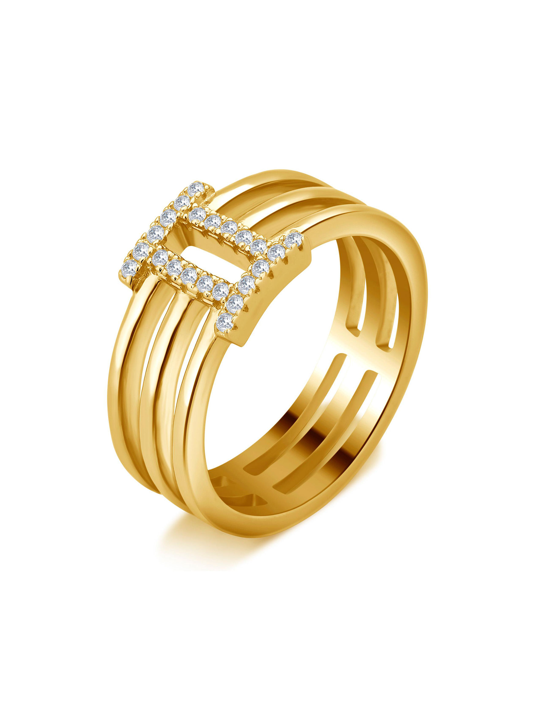 Yellow Rings Fine Jewelry
