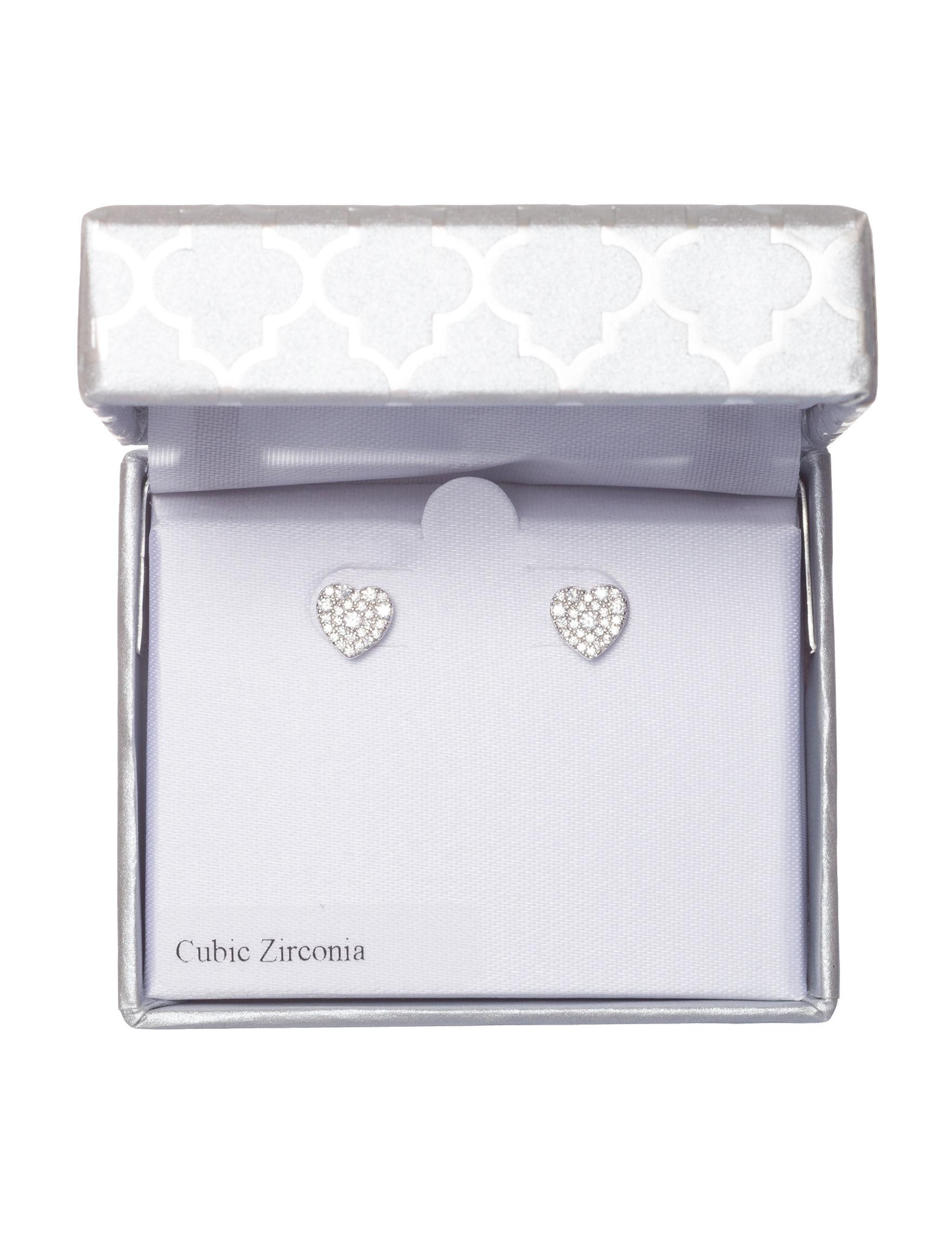 Marsala Miscellaneous Studs Earrings Fine Jewelry