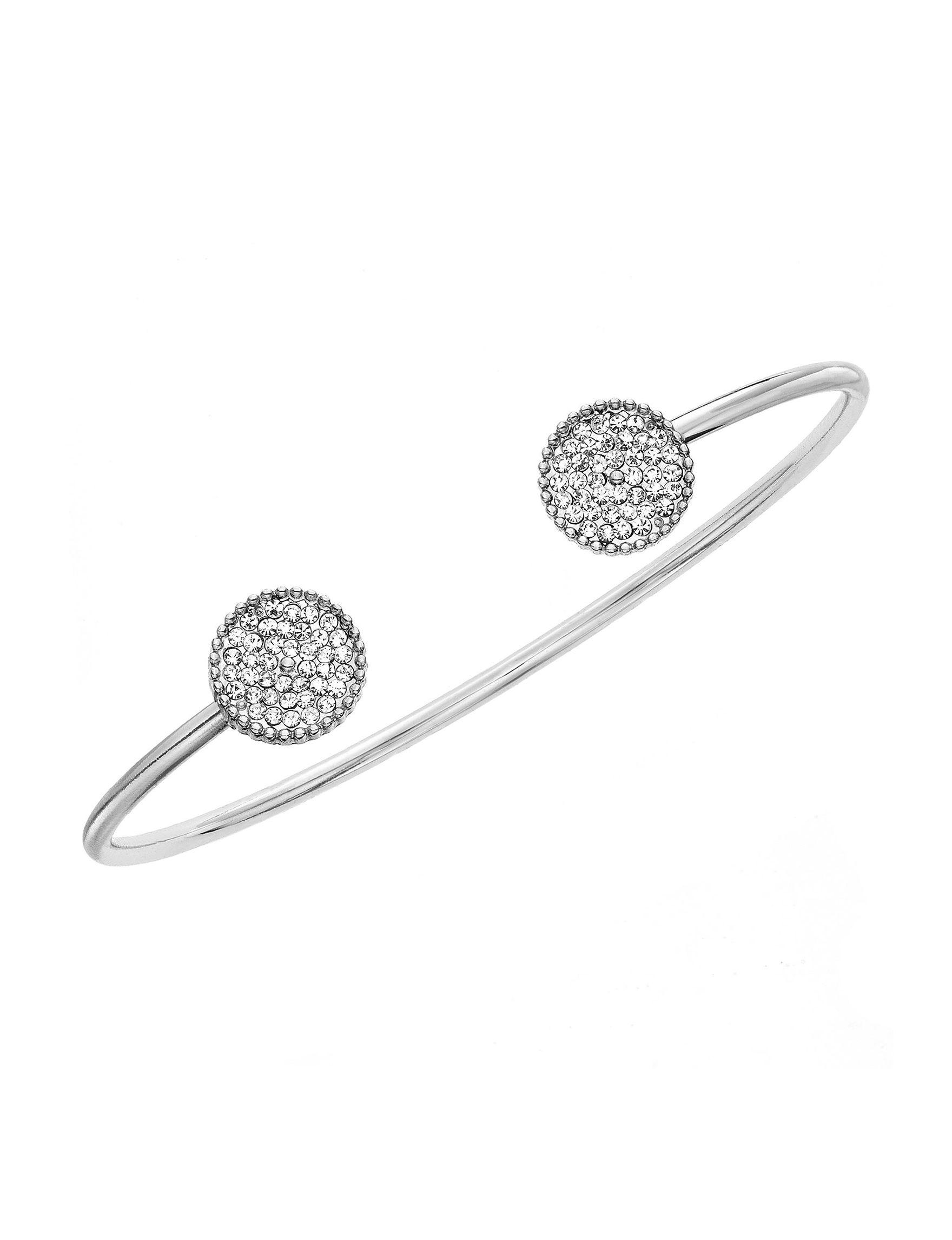 5th & Luxe Silver Bracelets Fine Jewelry