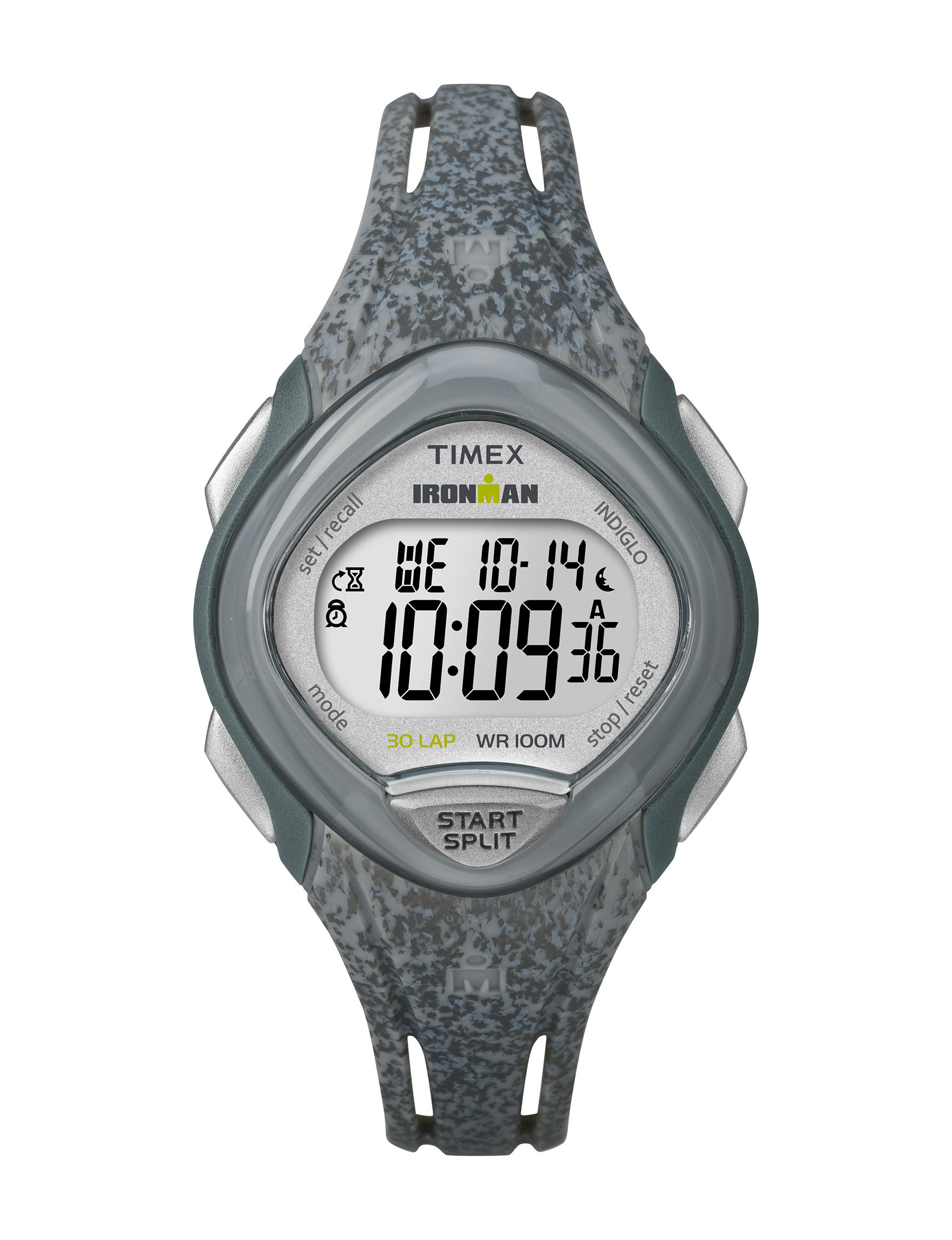 Timex Grey Sport Watches Fitness Tech & Tracking