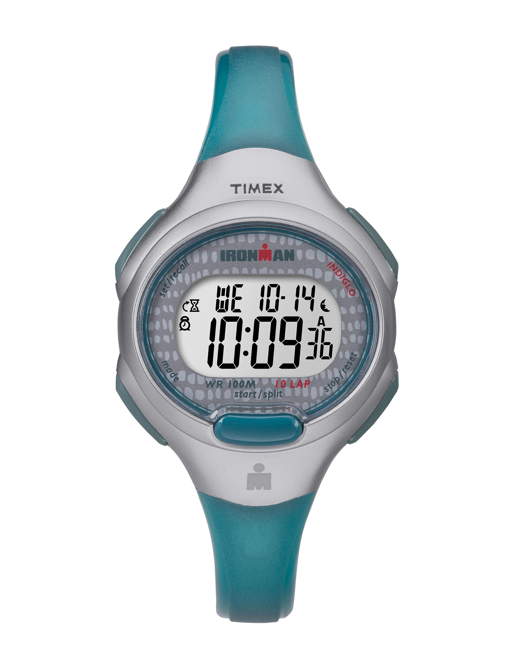 Timex Blue Sport Watches
