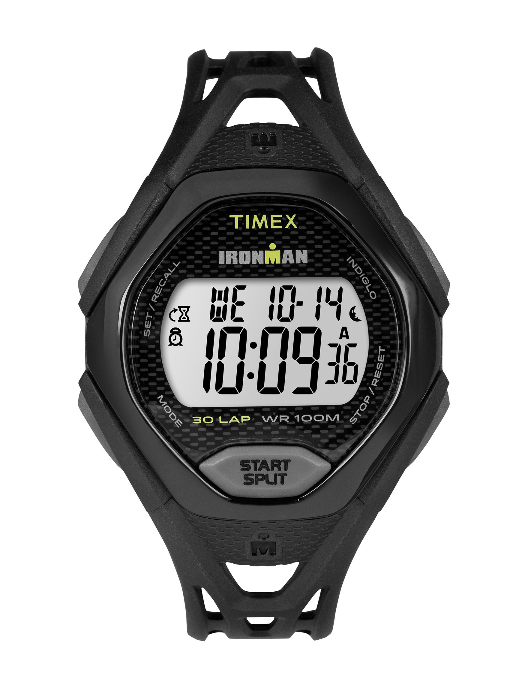 Timex Black Sport Watches Fitness Tech & Tracking